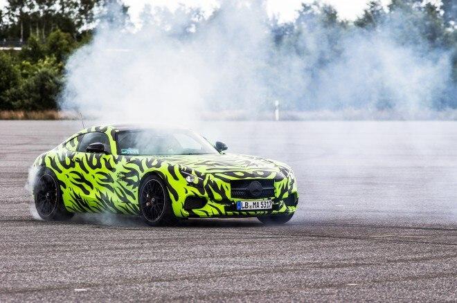 2015 Mercedes Amg Gt S Drifting 21 660x438
