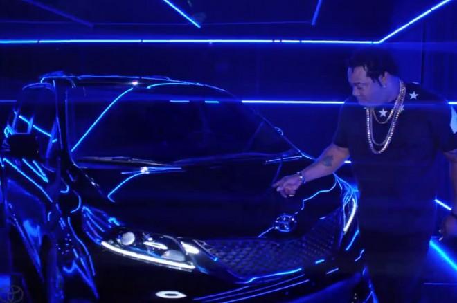 2015 Toyota Sienna Swagger Wagon Video Busta Rhymes1 660x438