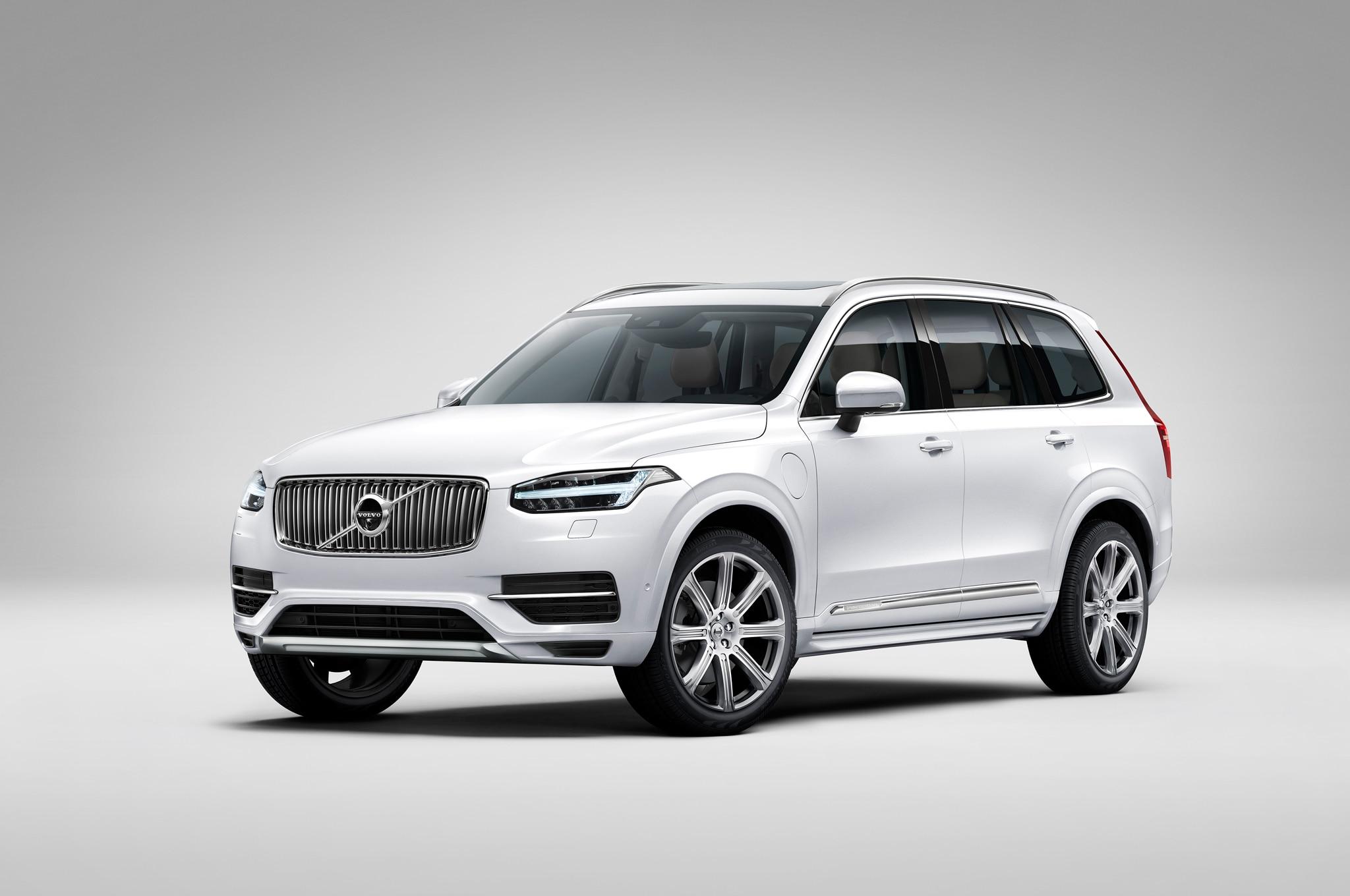 2016 Volvo XC90: First Drive - Autoweb
