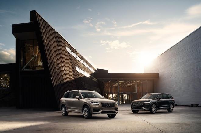 2016 Volvo XC90 Front Three Quarter2 660x438