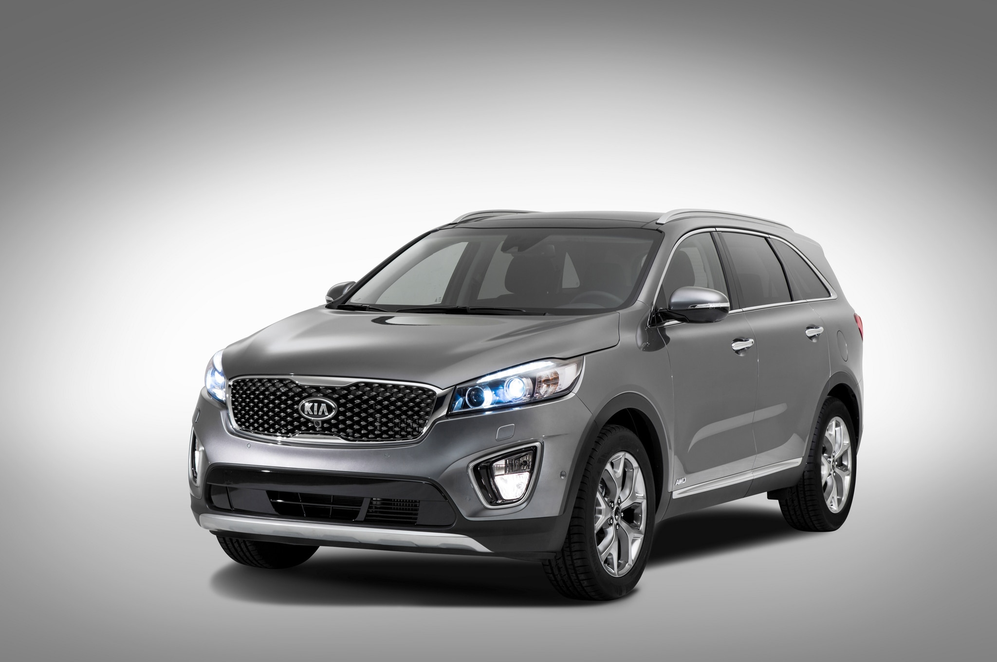 2016 kia sorento revealed with more space updated styling. Black Bedroom Furniture Sets. Home Design Ideas
