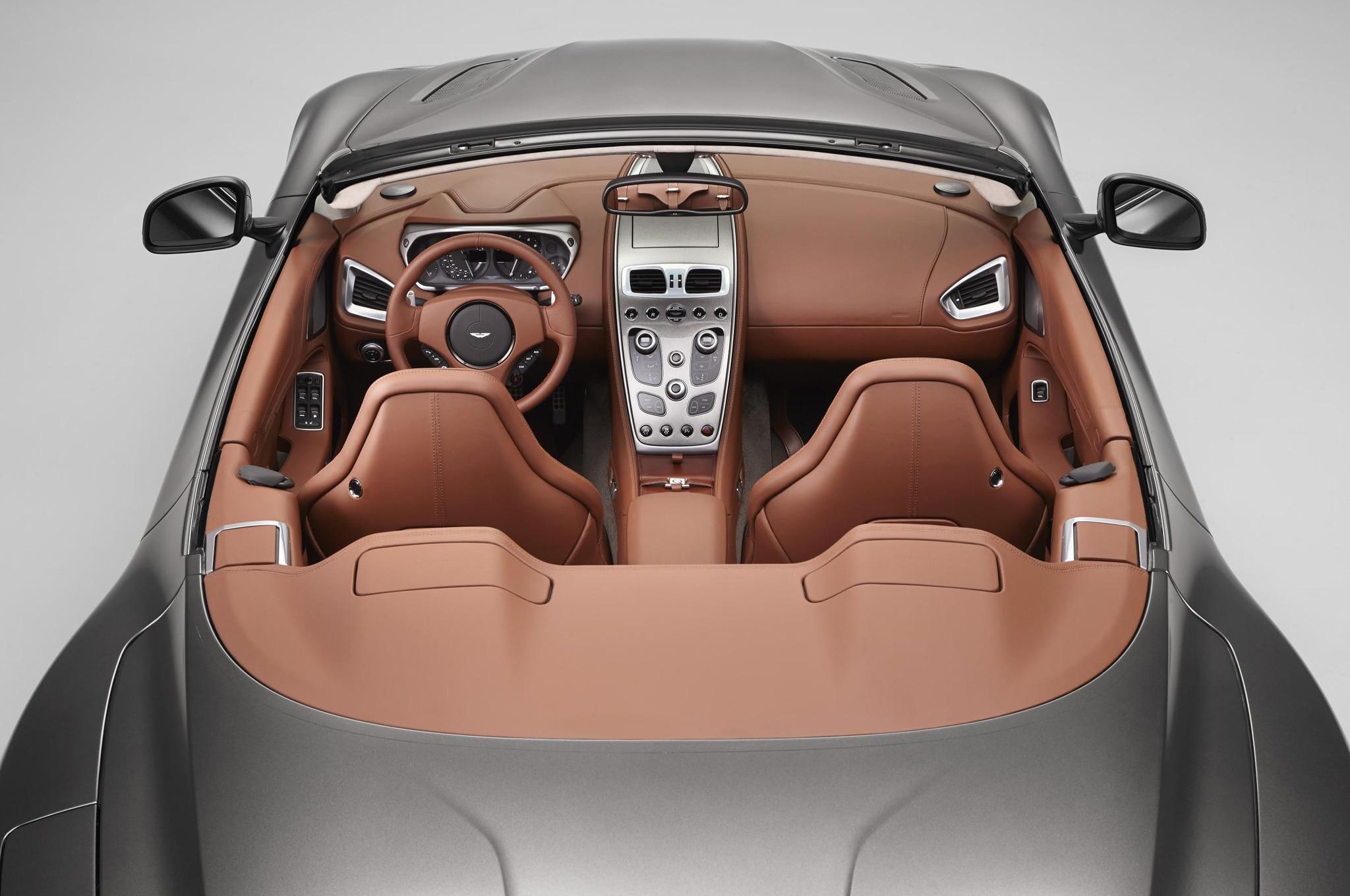 Four Bespoke Q By Aston Martin Cars Shown At Monterey