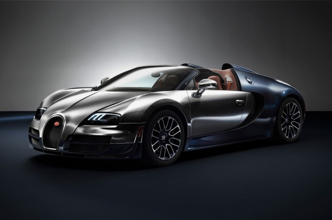 Bugatti Veyron Grand Sport Vitesse Legends Ettore Bugatti Front Three Quarter1 660x438