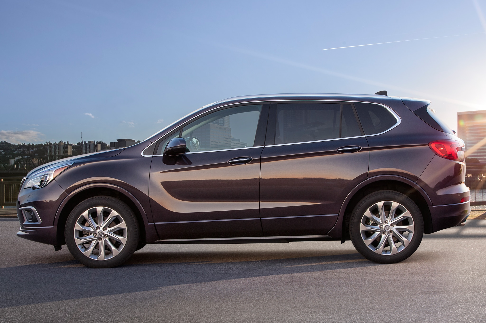 Buick Envision Debuts In China Could Come To U S