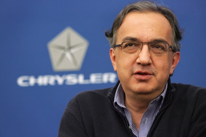 Chryslers Sergio Marchionne 660x438