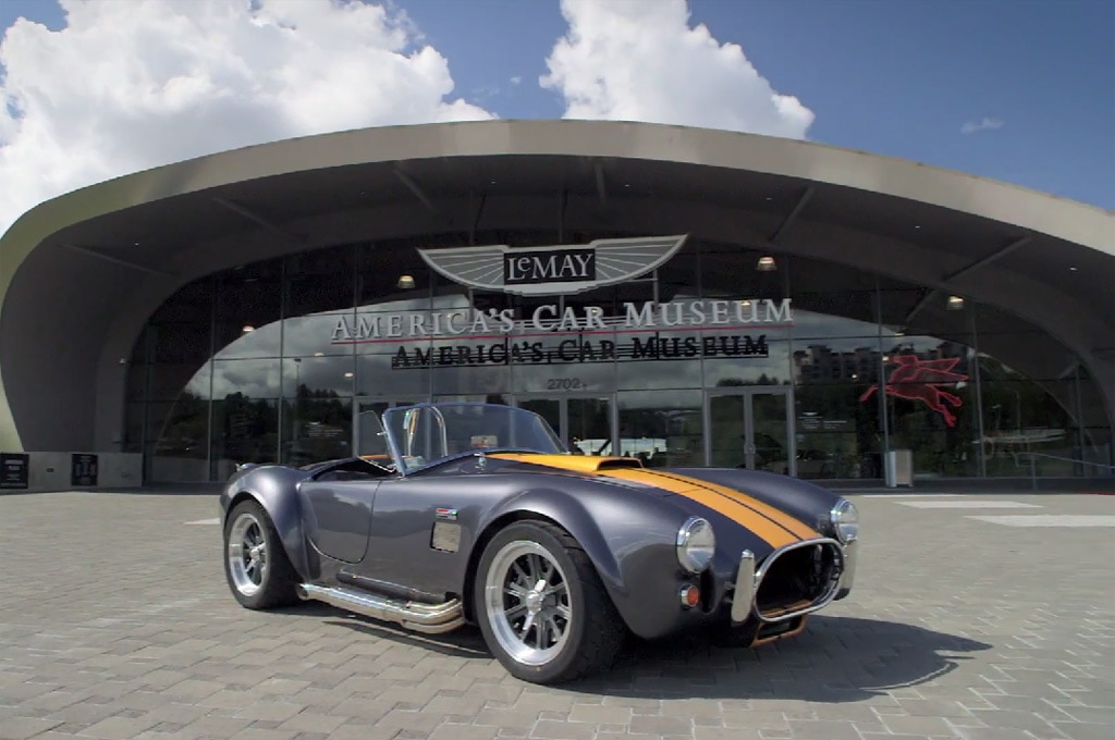 Factory Five Racing Type 65 Mark IV Roadster On Epic Drives