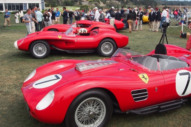Ferrari 250 Testa Rossa Group 21 660x438
