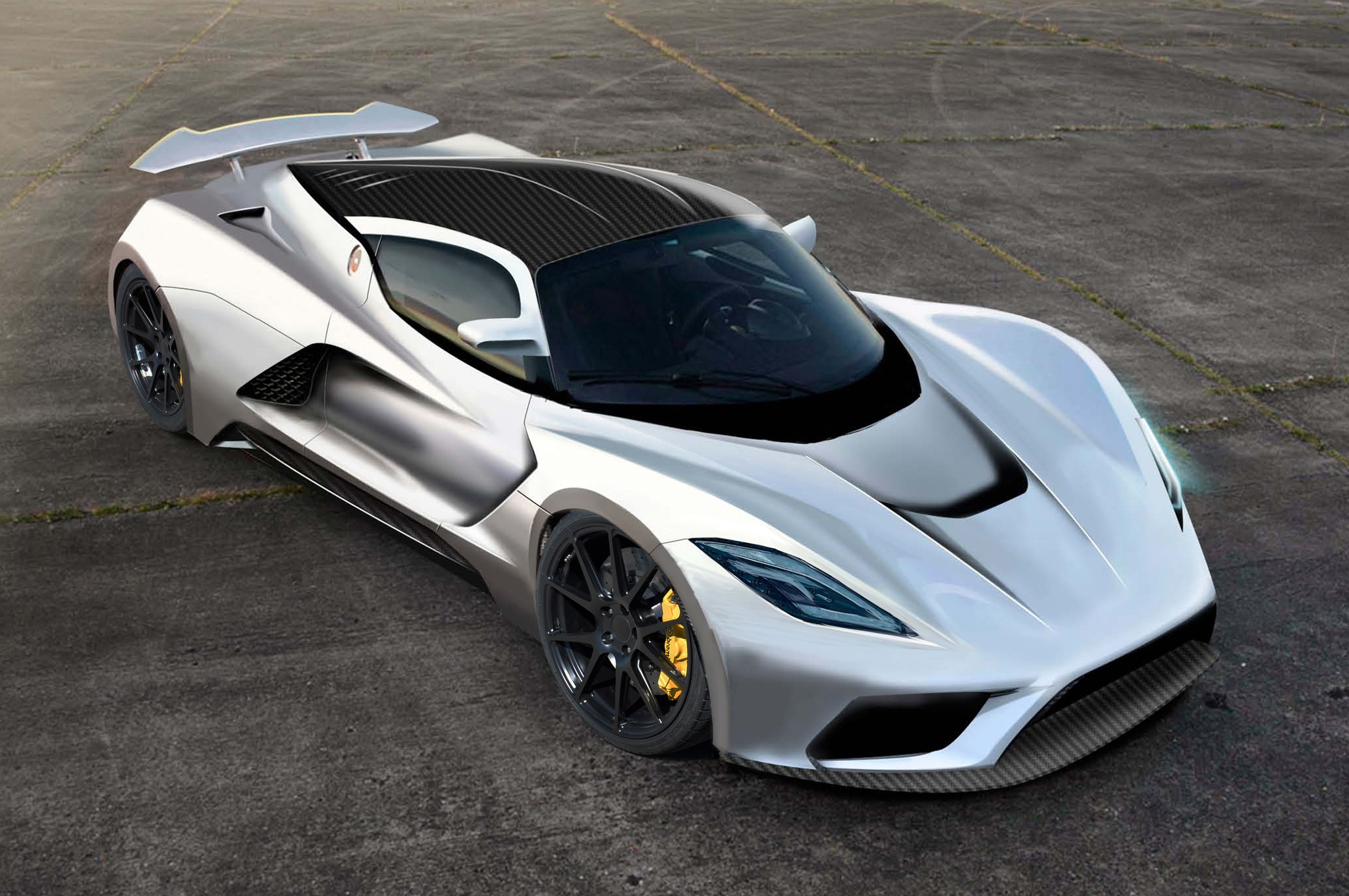 1400 HP Hennessey Venom F5 Confirmed for 2016 290 MPH Possible