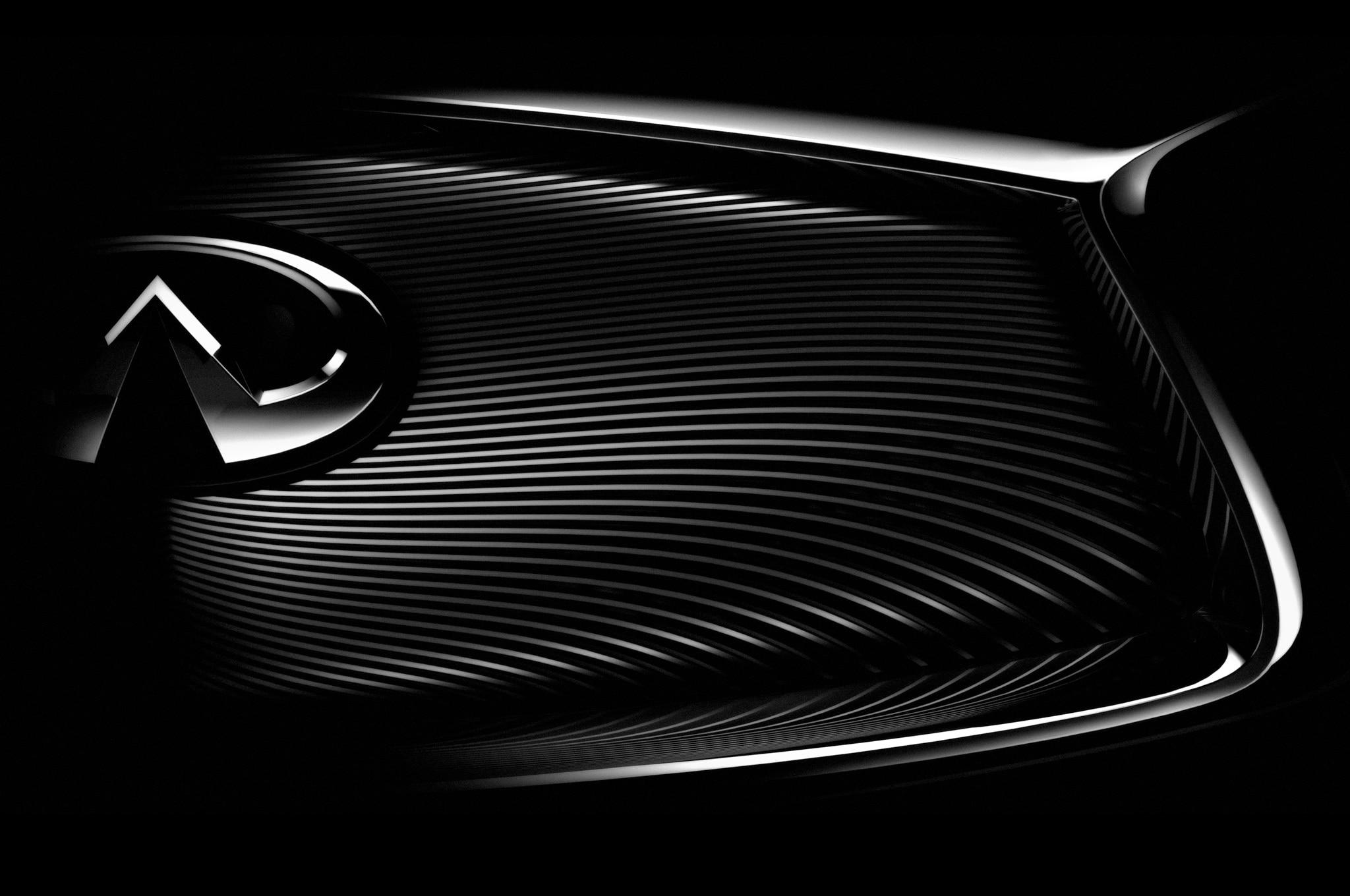 Infiniti 2014 Paris Motor Show Teaser