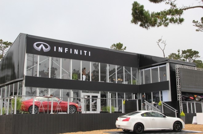 Infiniti At 2014 Pebble Beach Concours 660x438