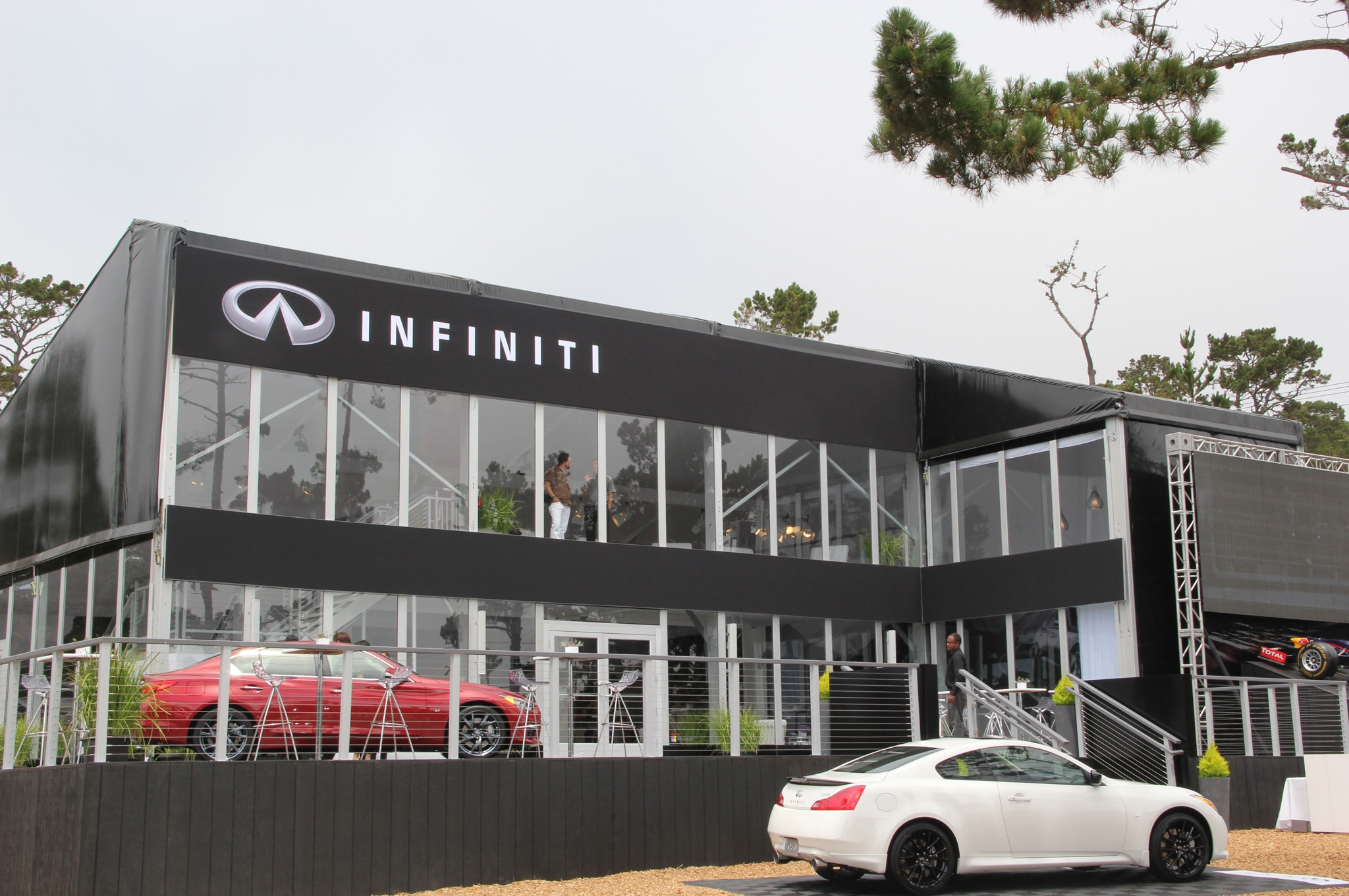Infiniti At 2014 Pebble Beach Concours