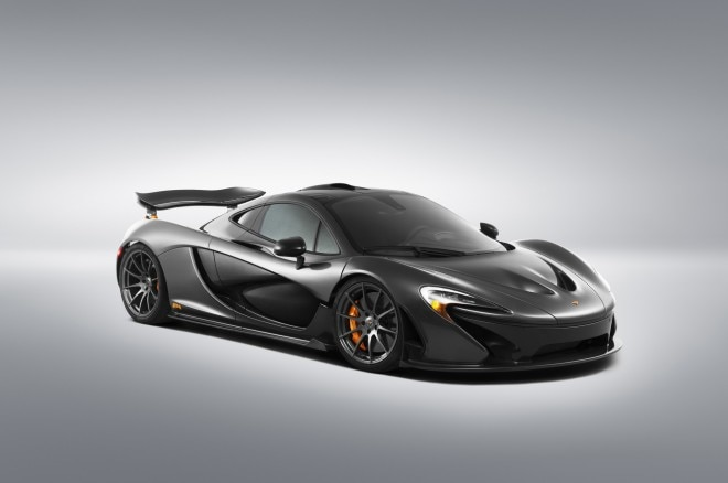 Mclaren P1 Front Three Quarter1 660x438