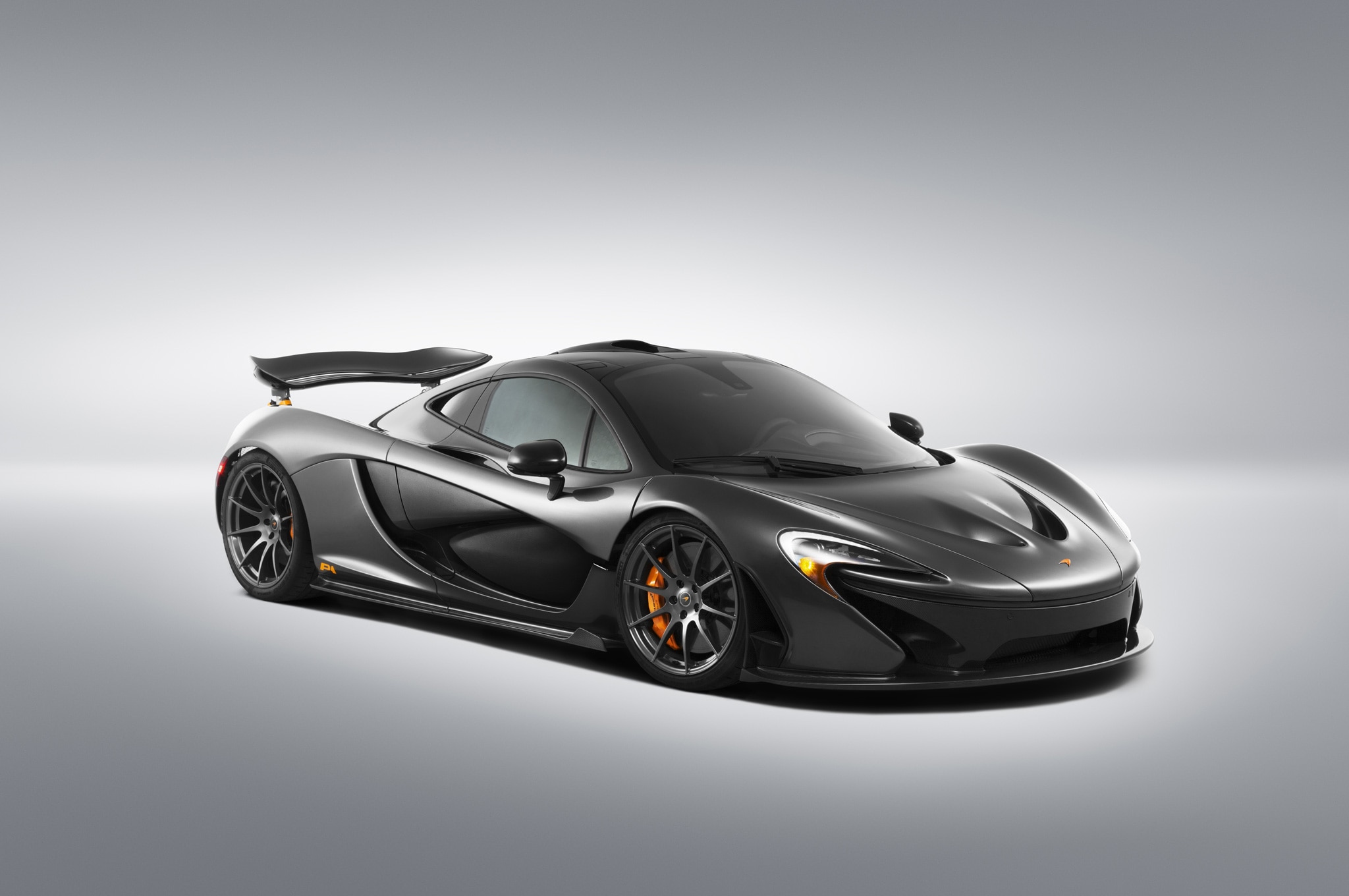 Mclaren P1 Front Three Quarter1