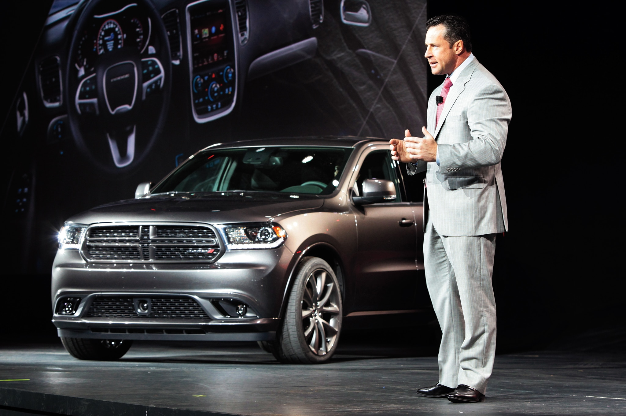 ram trucks boss reid bigland named head  alfa romeo