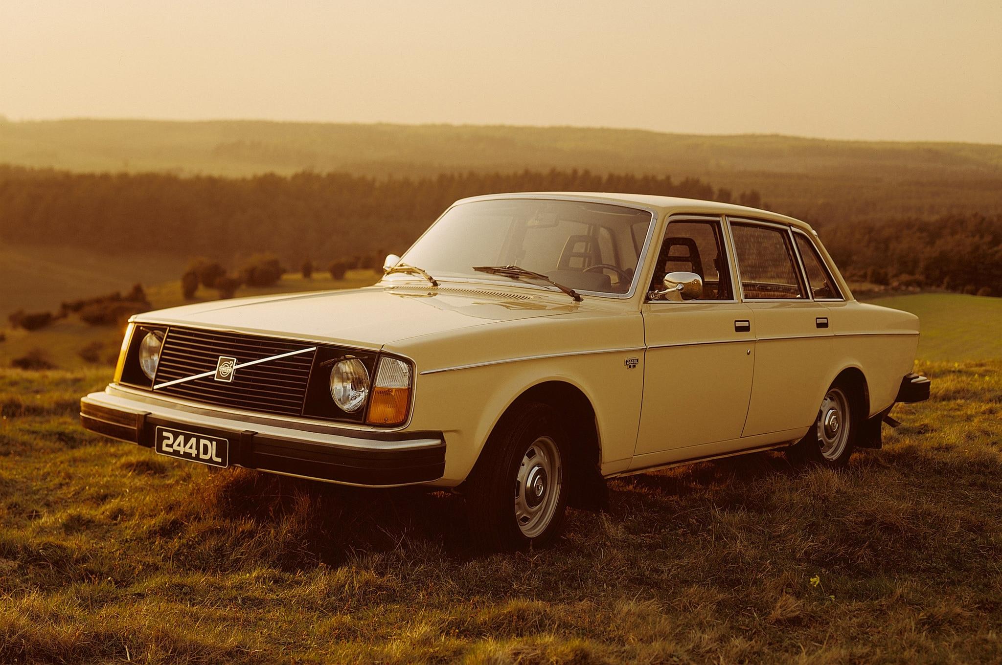 Volvo 244 DL Sedan