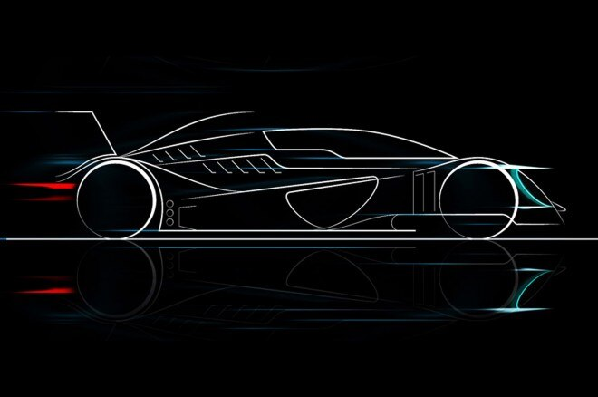 Caparo T1 Evolution Teaser 660x438