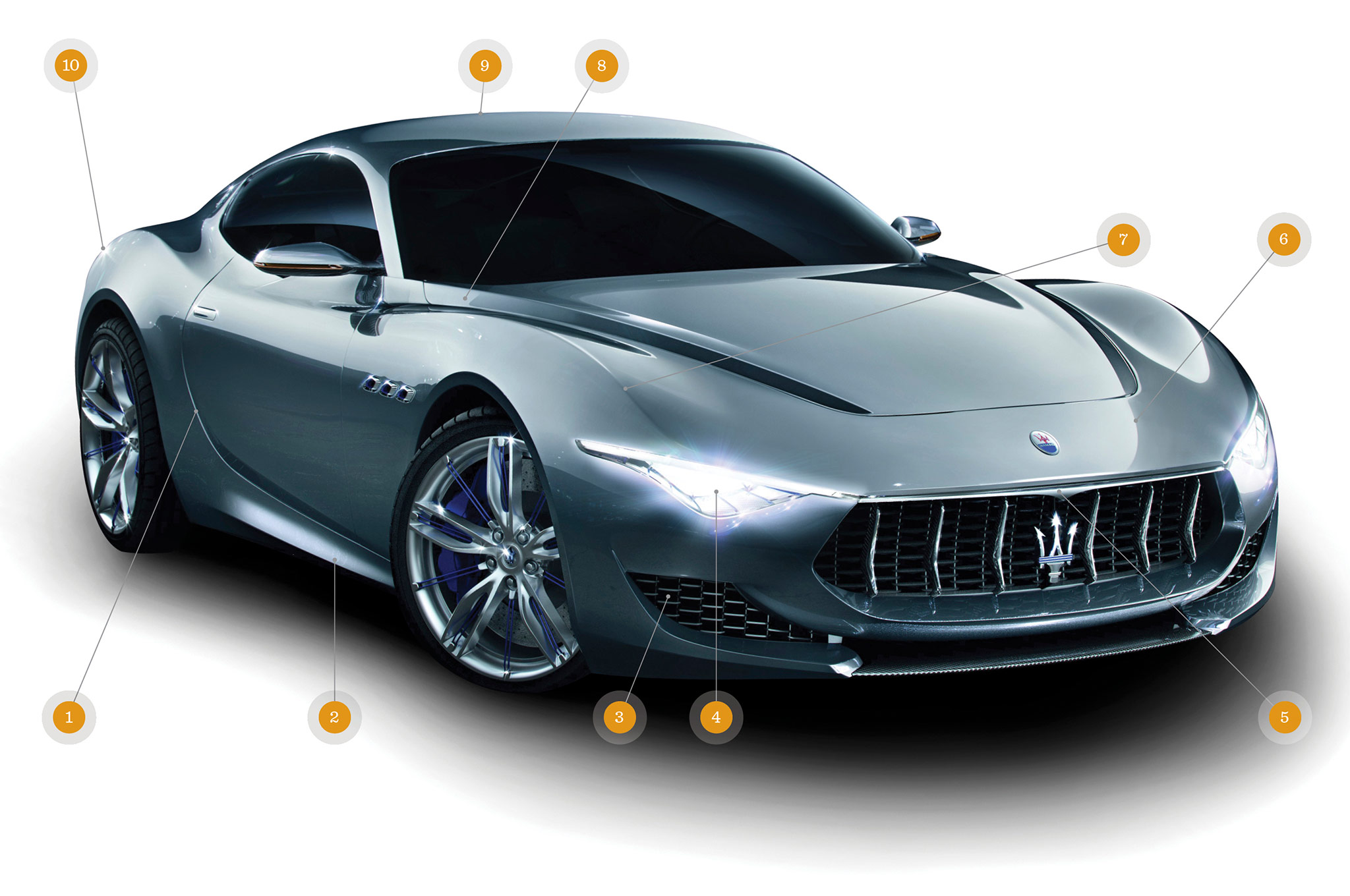 by design maserati alfieri concept. Black Bedroom Furniture Sets. Home Design Ideas