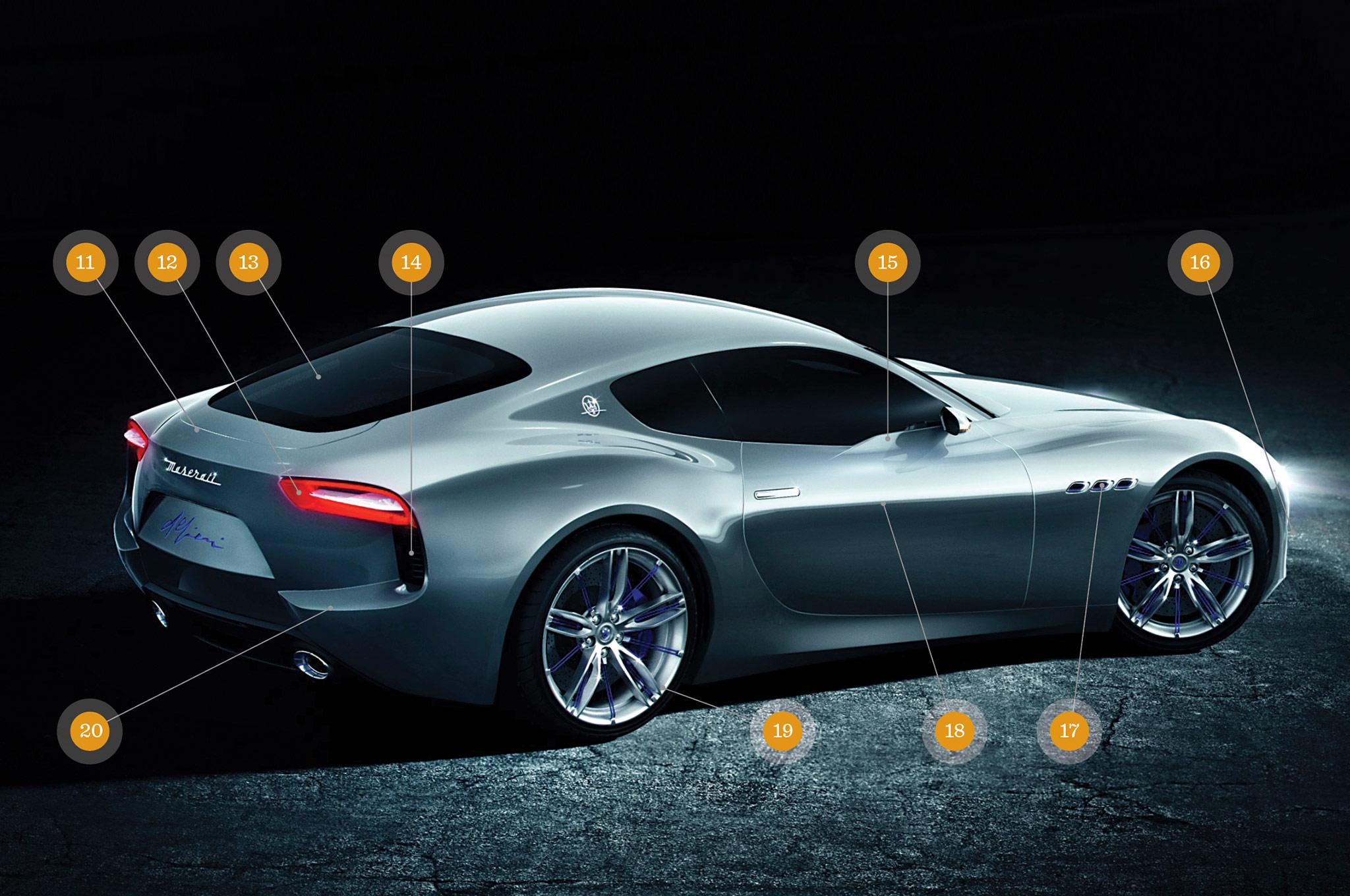 By Design: Maserati Alfieri Concept