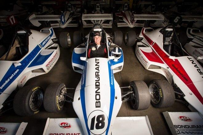 Racing Instructor Bob Bondurant 660x438