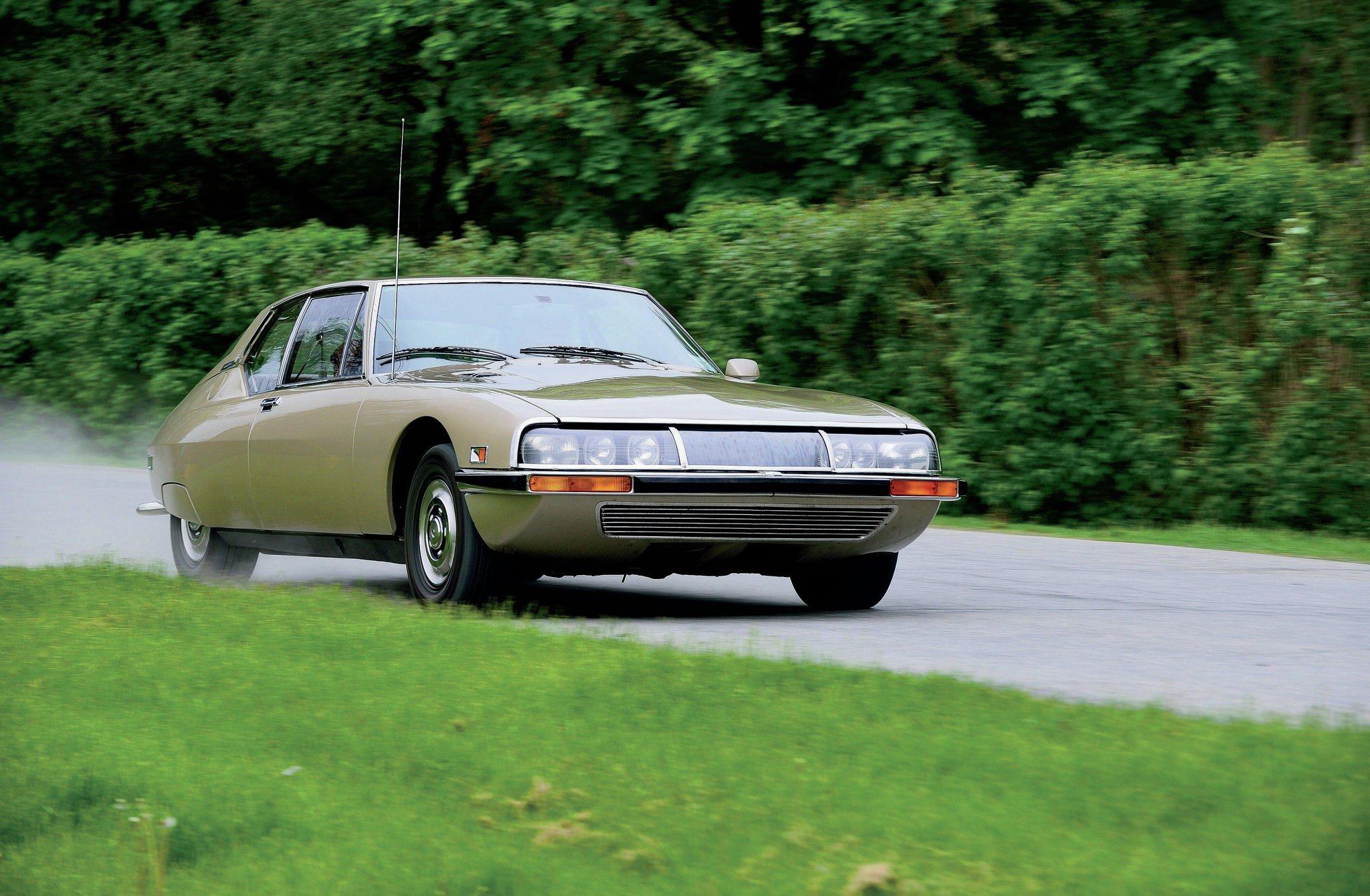 Collectible Classic 1971 1975 Citroen Sm
