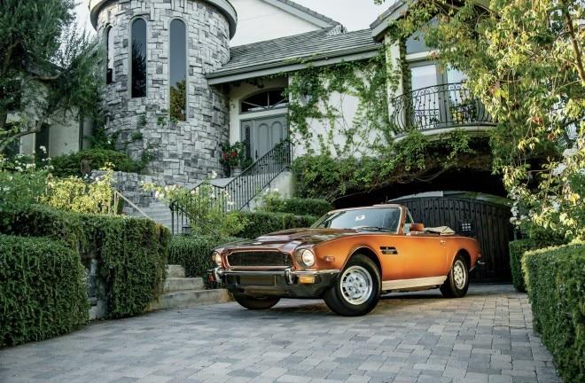 1972 1989 Aston Martin V8 Front Three Quarter View1 660x432