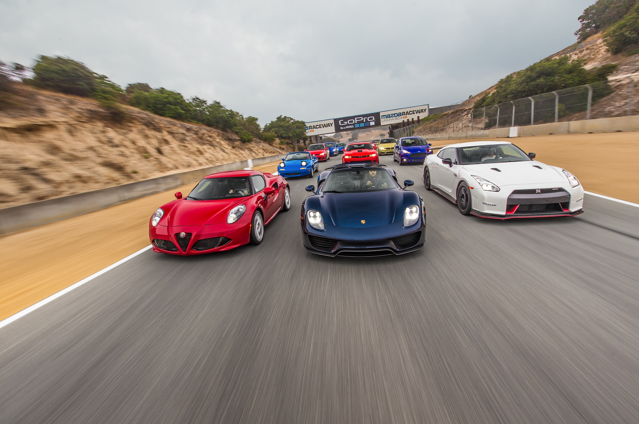 By the Numbers: The Fastest Cars in the World's Greatest ...