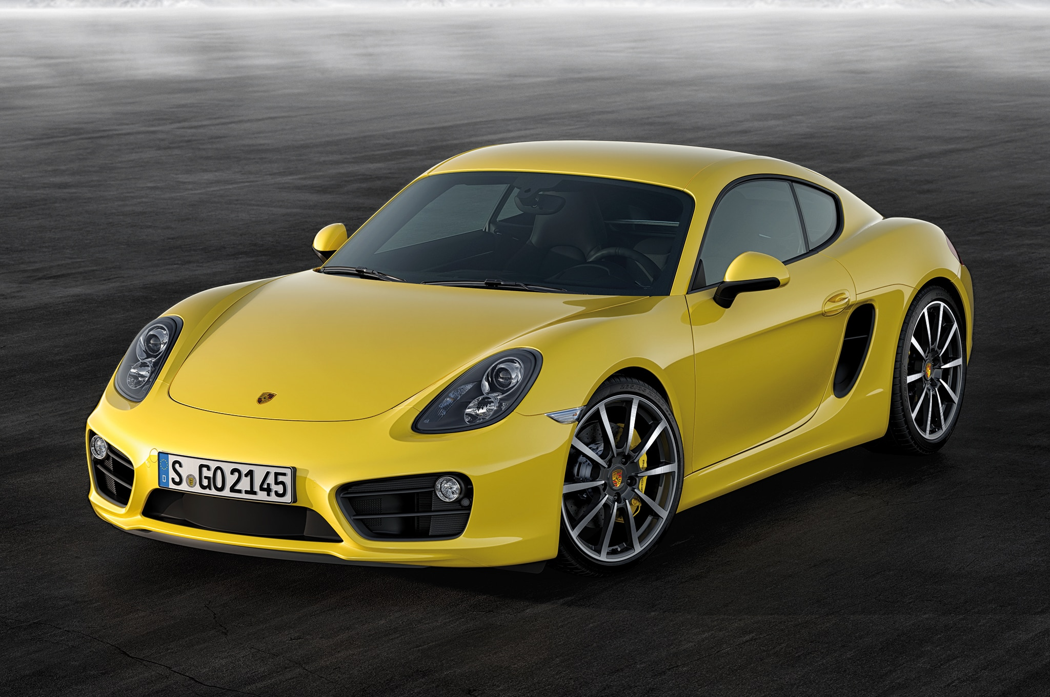 The Porsche Mid-Engine Mash-Up at Laguna Seca
