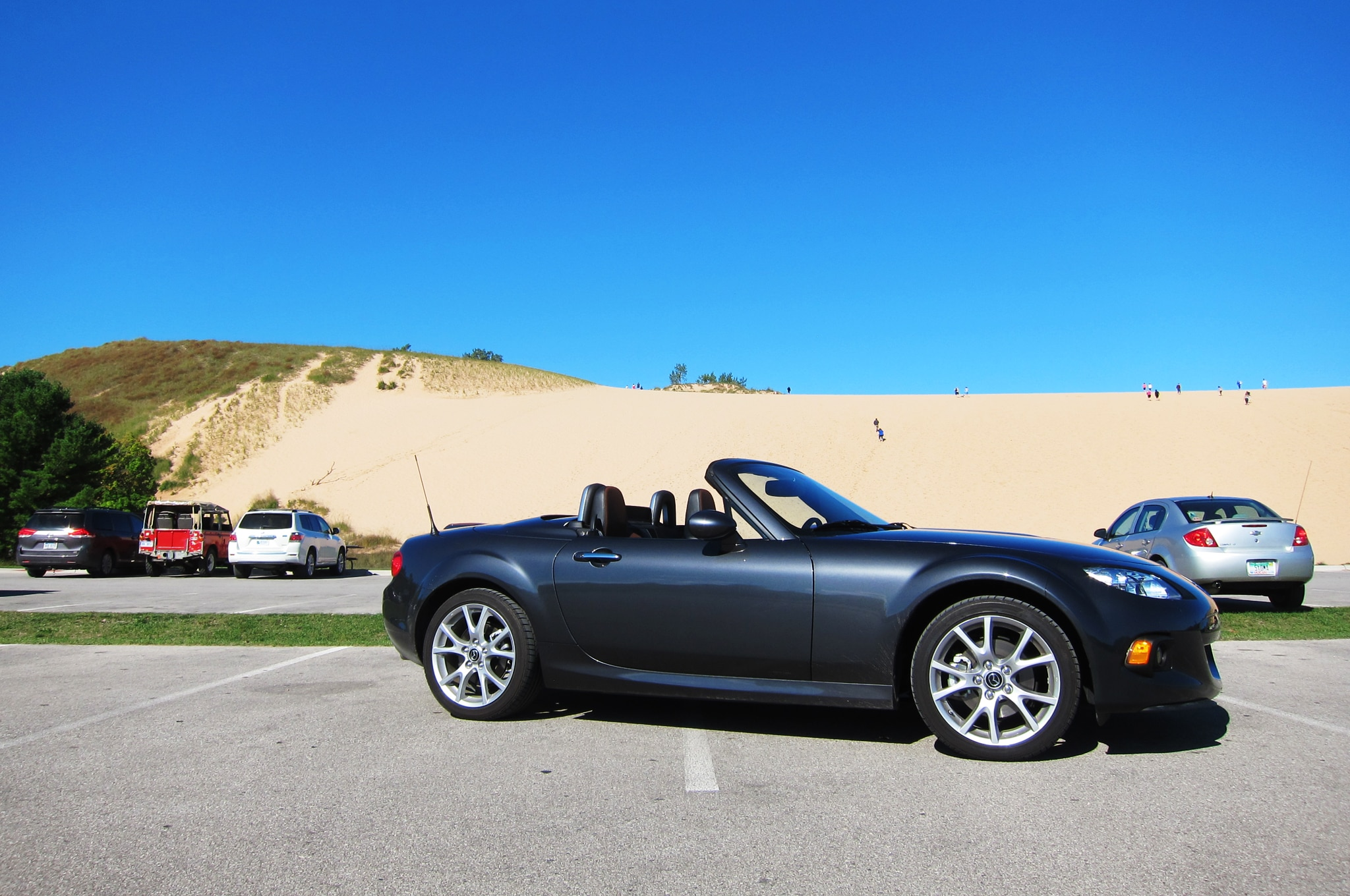 2014 mazda mx 5 miata grand touring prht to the dunes and back. Black Bedroom Furniture Sets. Home Design Ideas