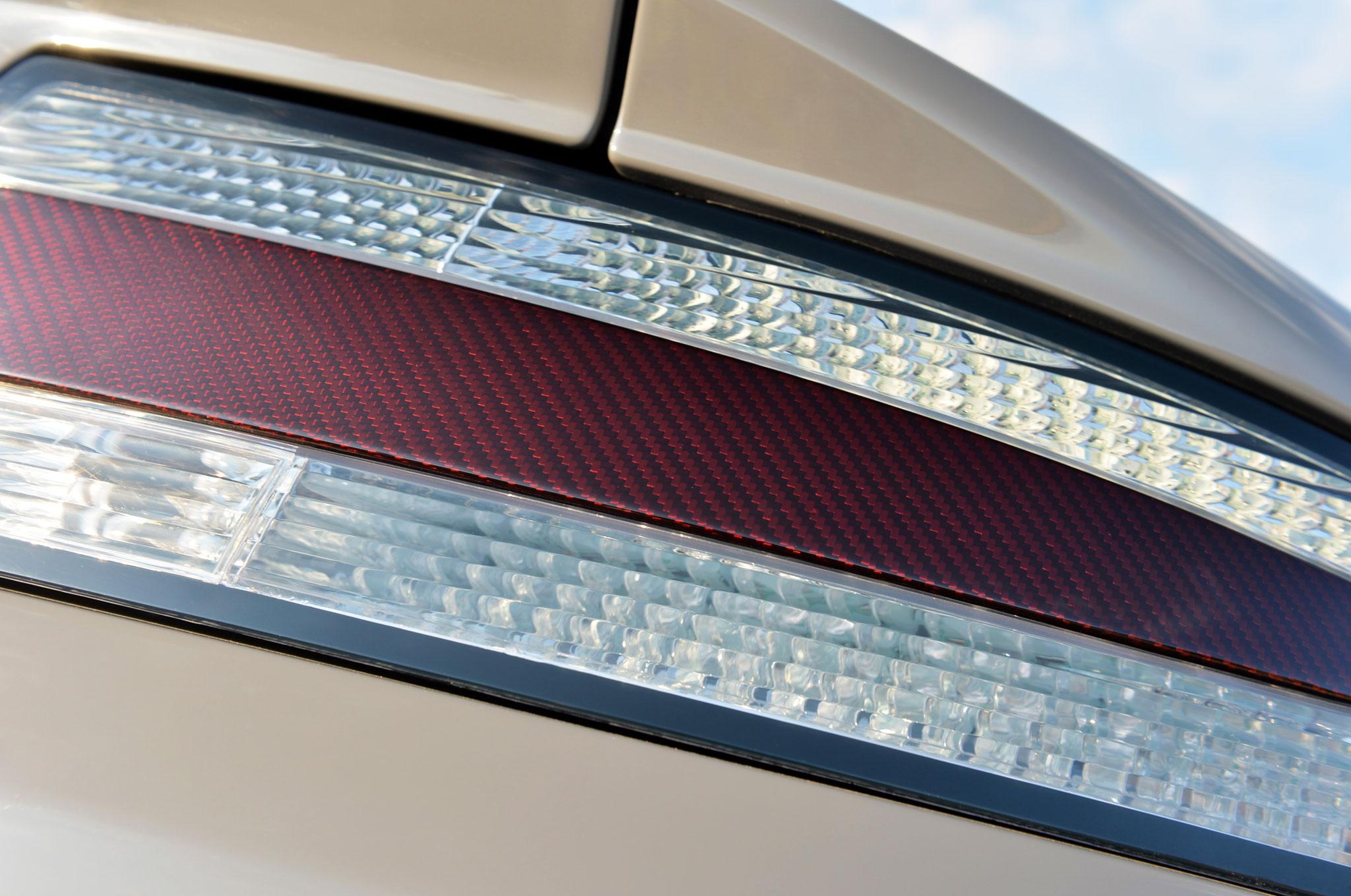 Aston Martin V Vantage S Roadster Passenger Taillamp