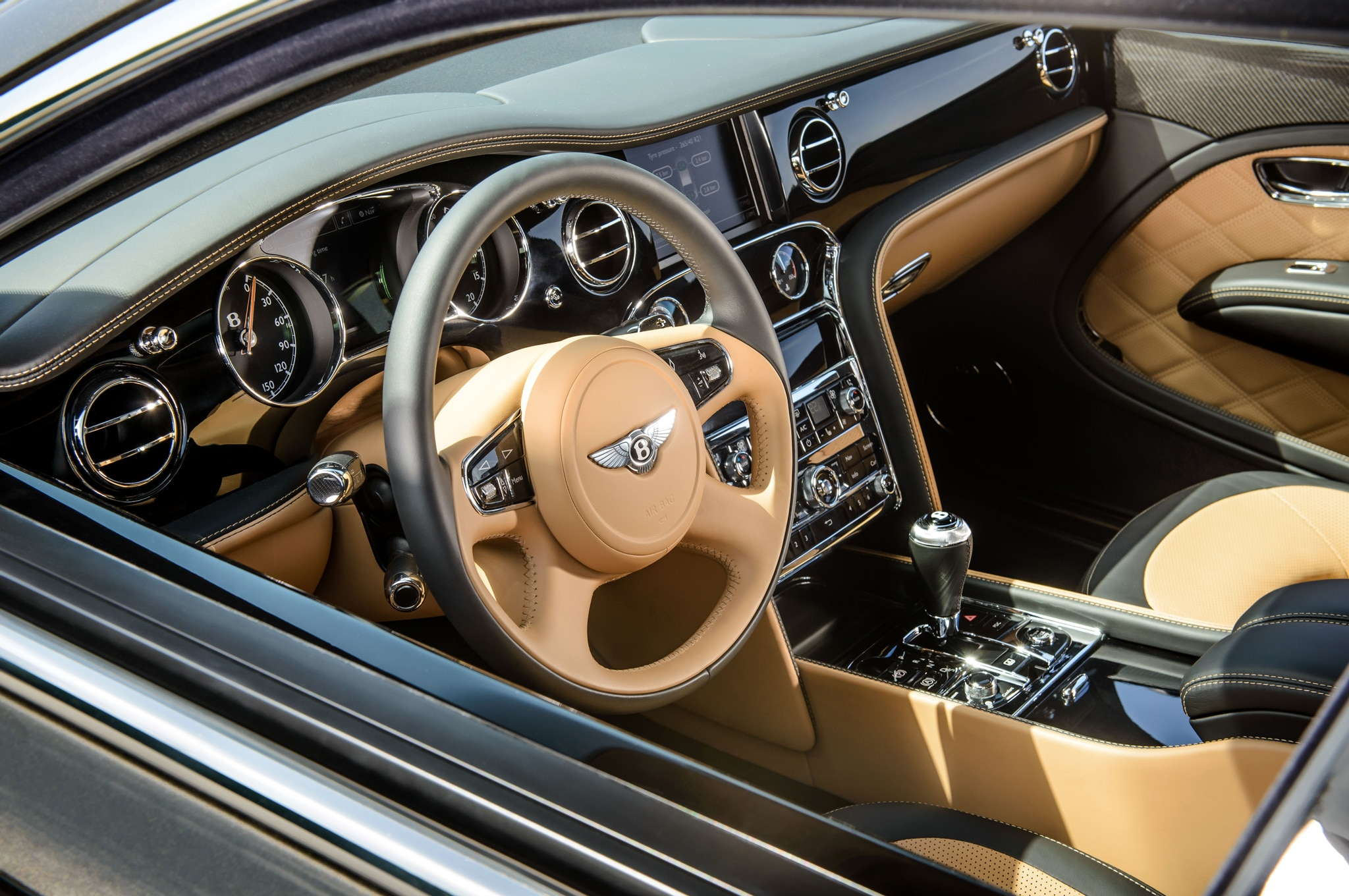 2015 bentley mulsanne debuts at 2014 paris motor show show more vanachro Images