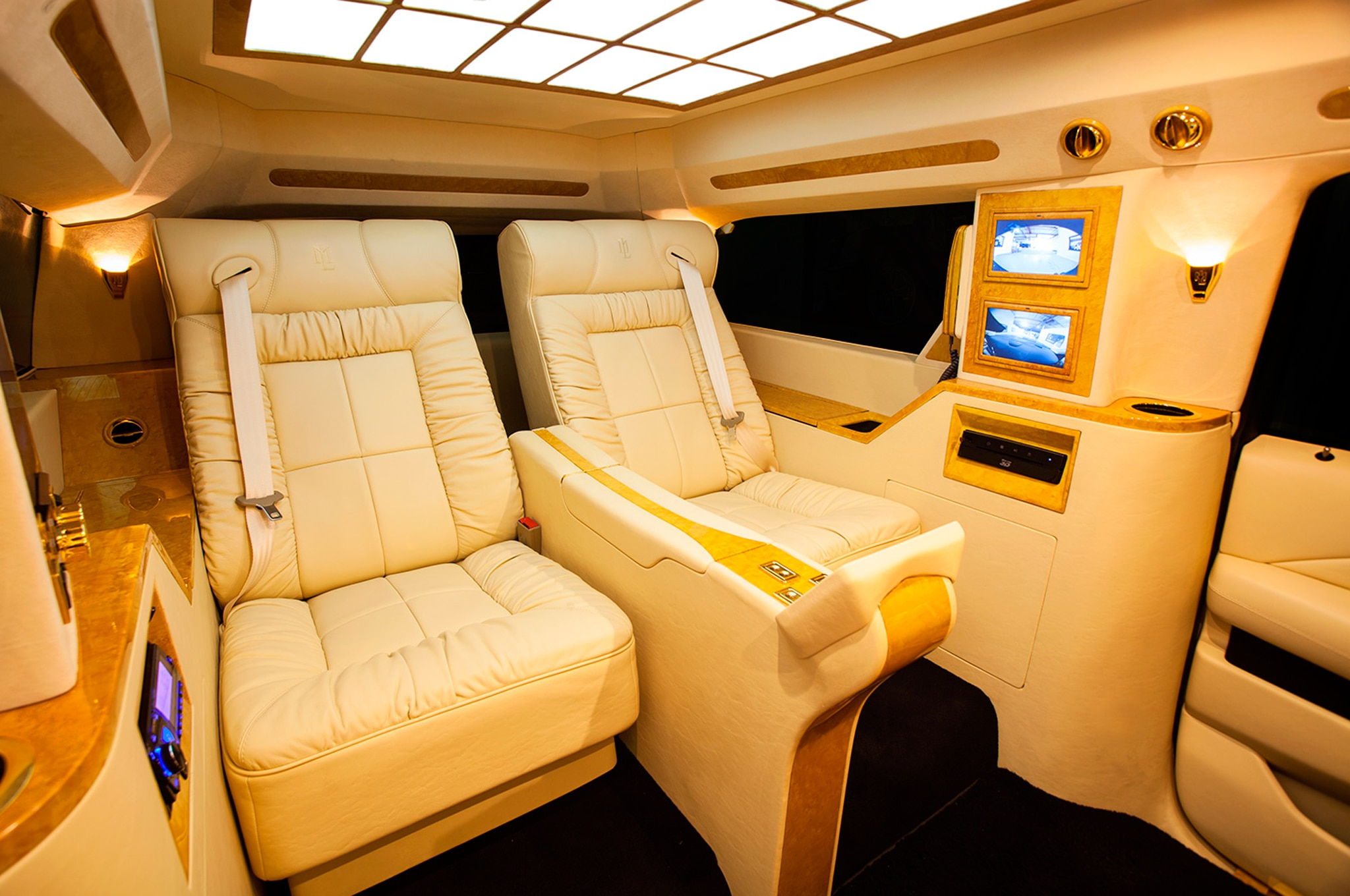 Lexani 2015 Cadillac Escalade Concept One Is Fit For A King