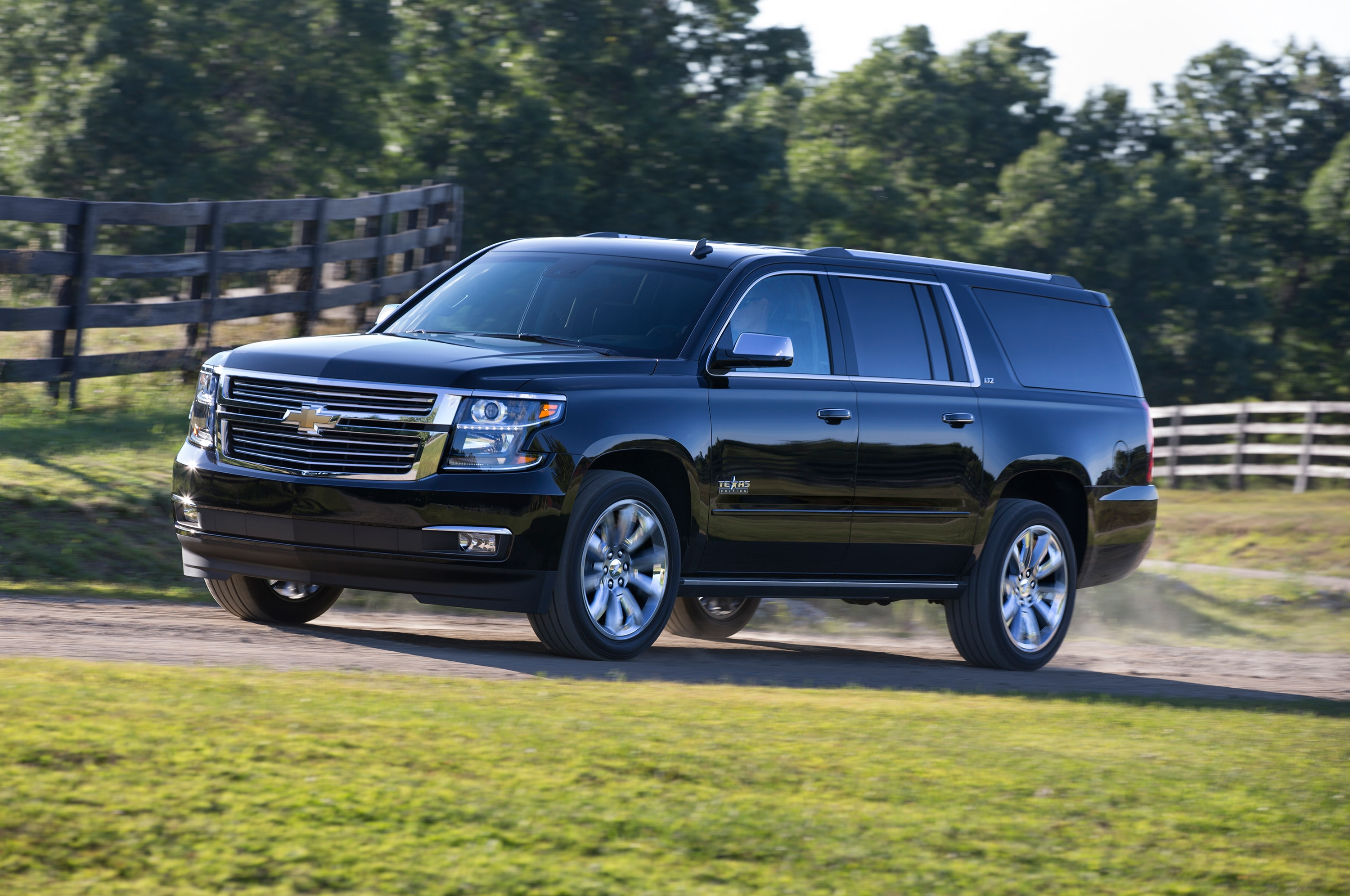 2015 Chevrolet Tahoe Suburban Z71 and Texas Edition Announced