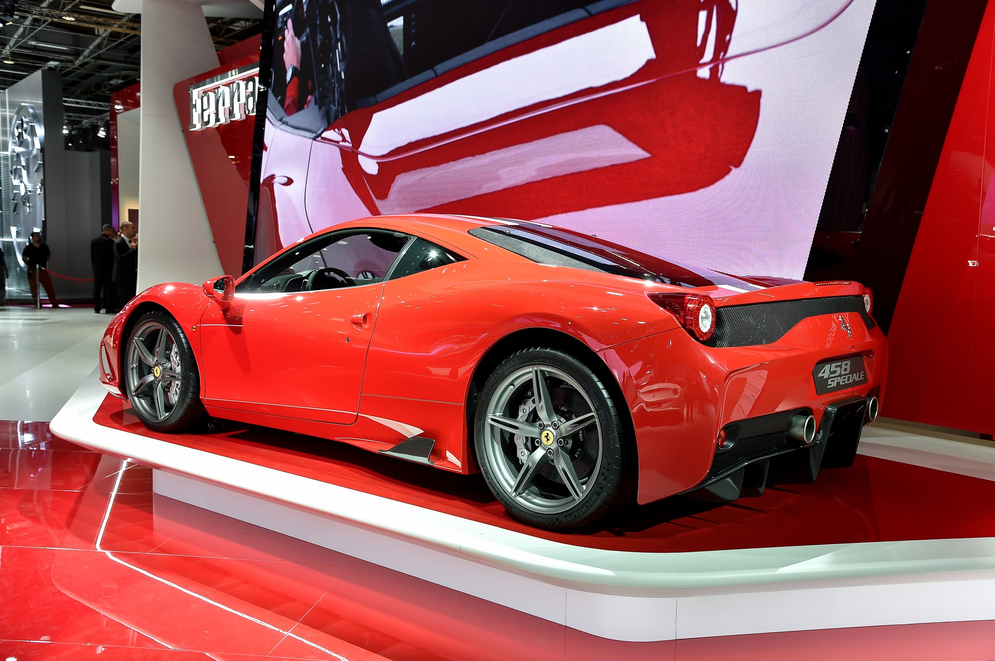 2015 ferrari 458 speciale a bows in paris