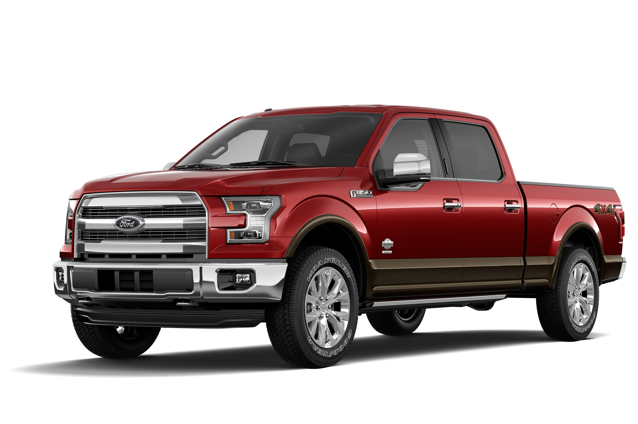 2015 ford f 150 king ranch front