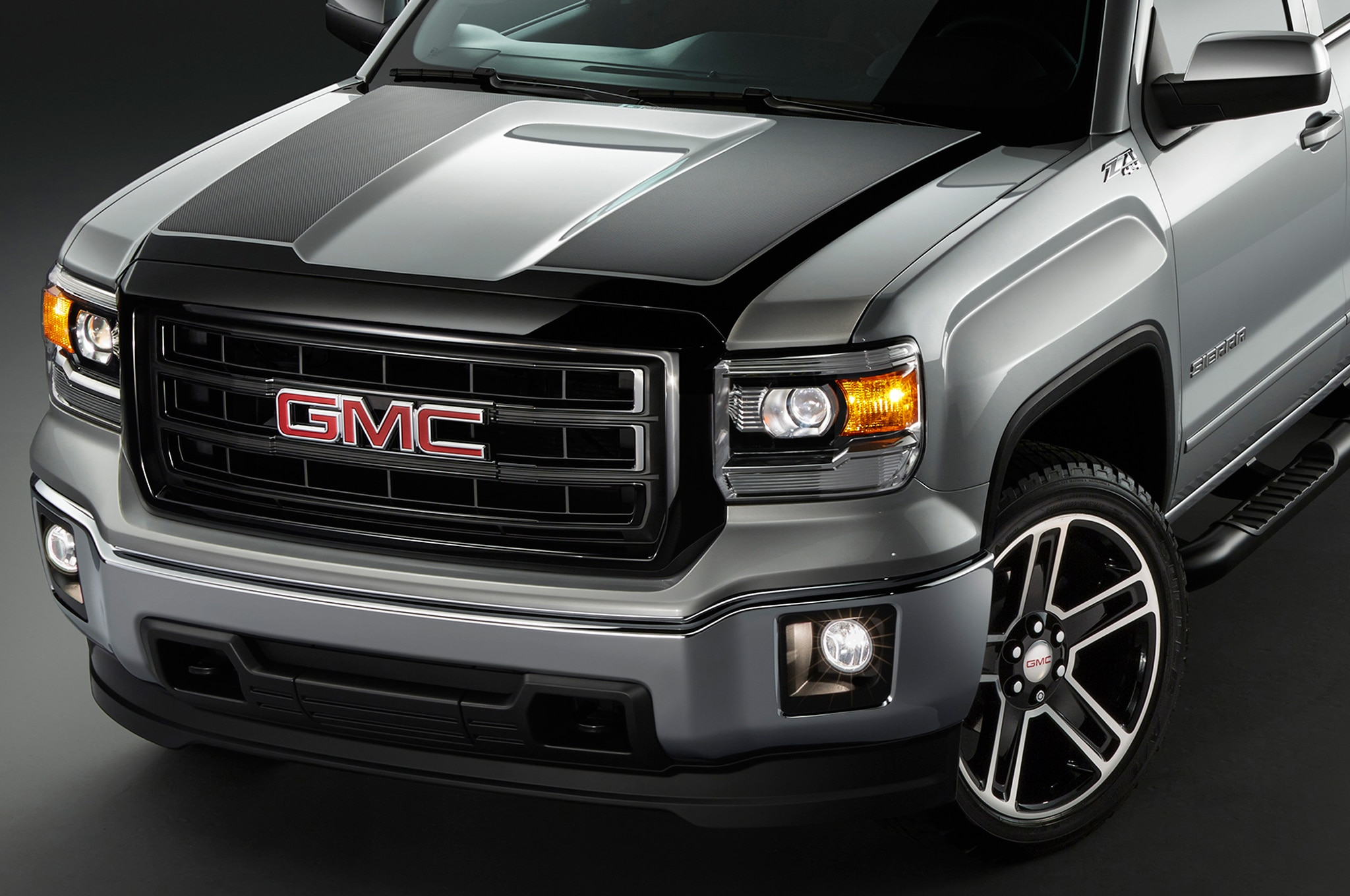 2015 gmc sierra 1500 adds carbon edition trim package. Black Bedroom Furniture Sets. Home Design Ideas