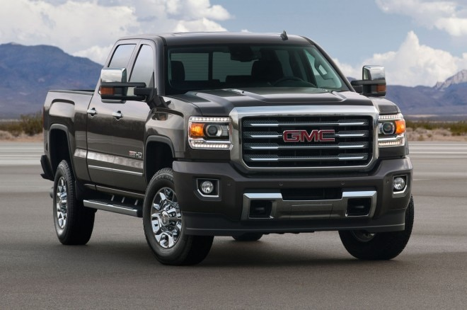 2015 GMC Sierra HD All Terrain Front Side View2 660x438