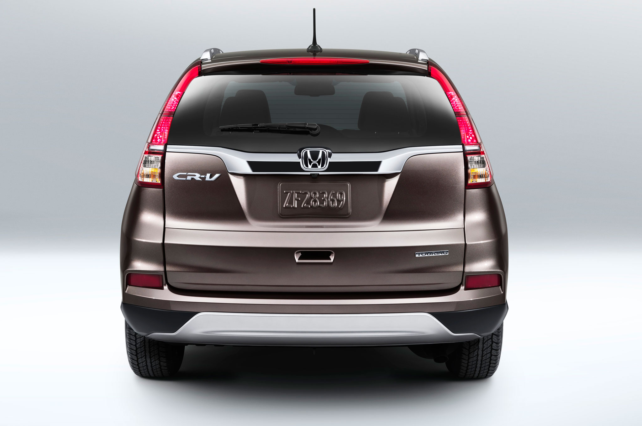 The 2015 Honda CR-V goes on sale October 1; stay tuned later this week ...
