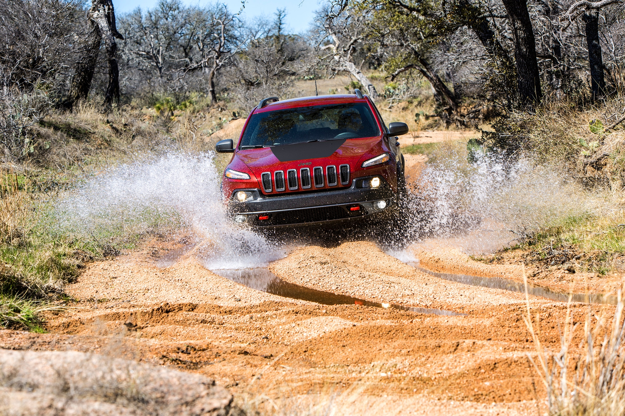 2015 Jeep Lineup Updated