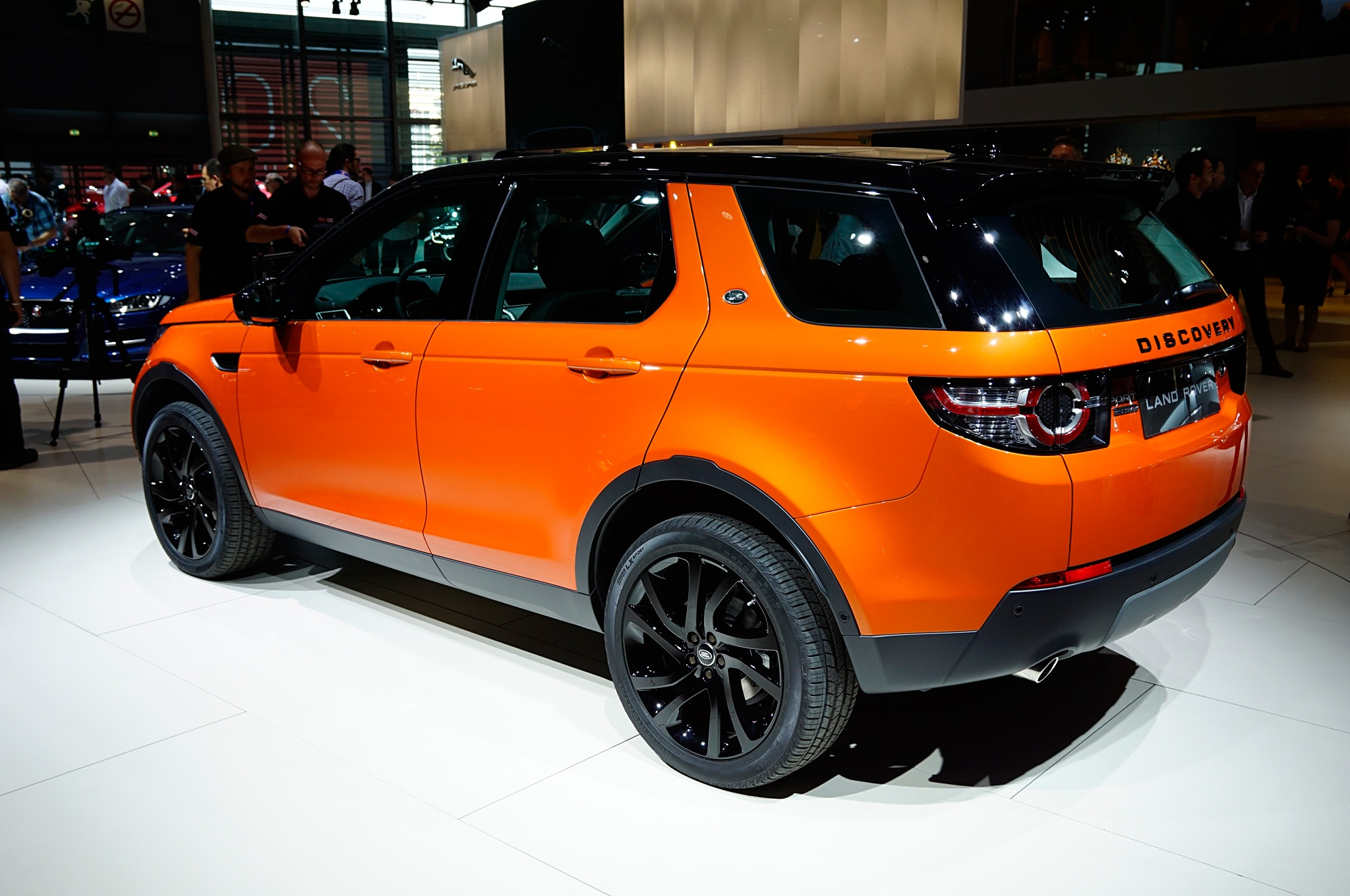 2015 Land Rover Discovery Sport Revealed Priced At 38 290