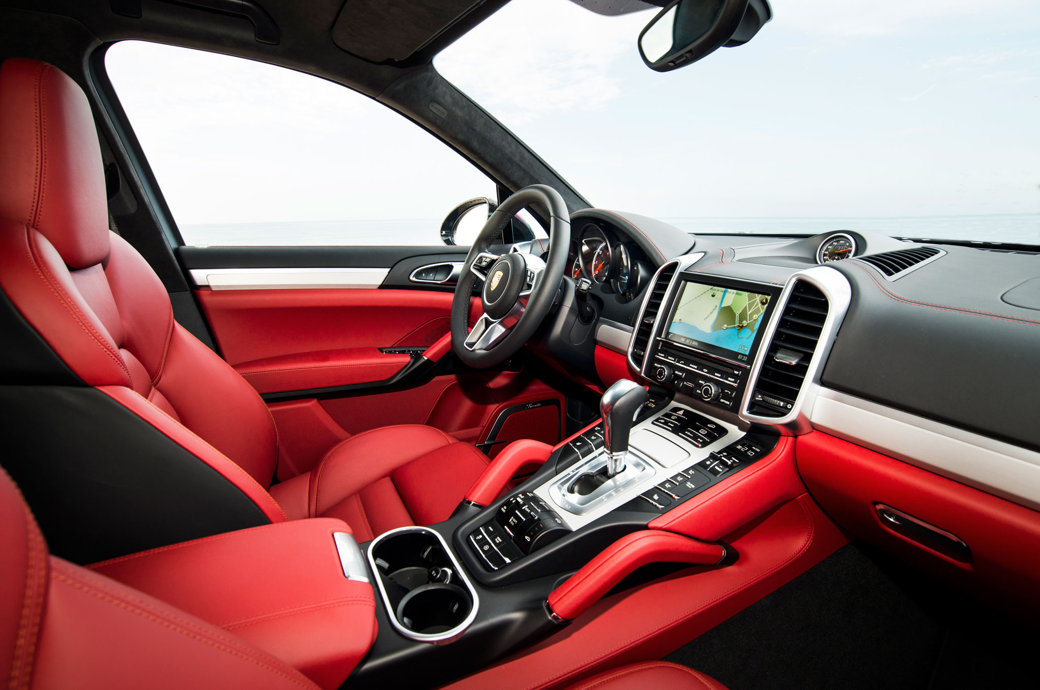 show more - Porsche Cayenne Turbo