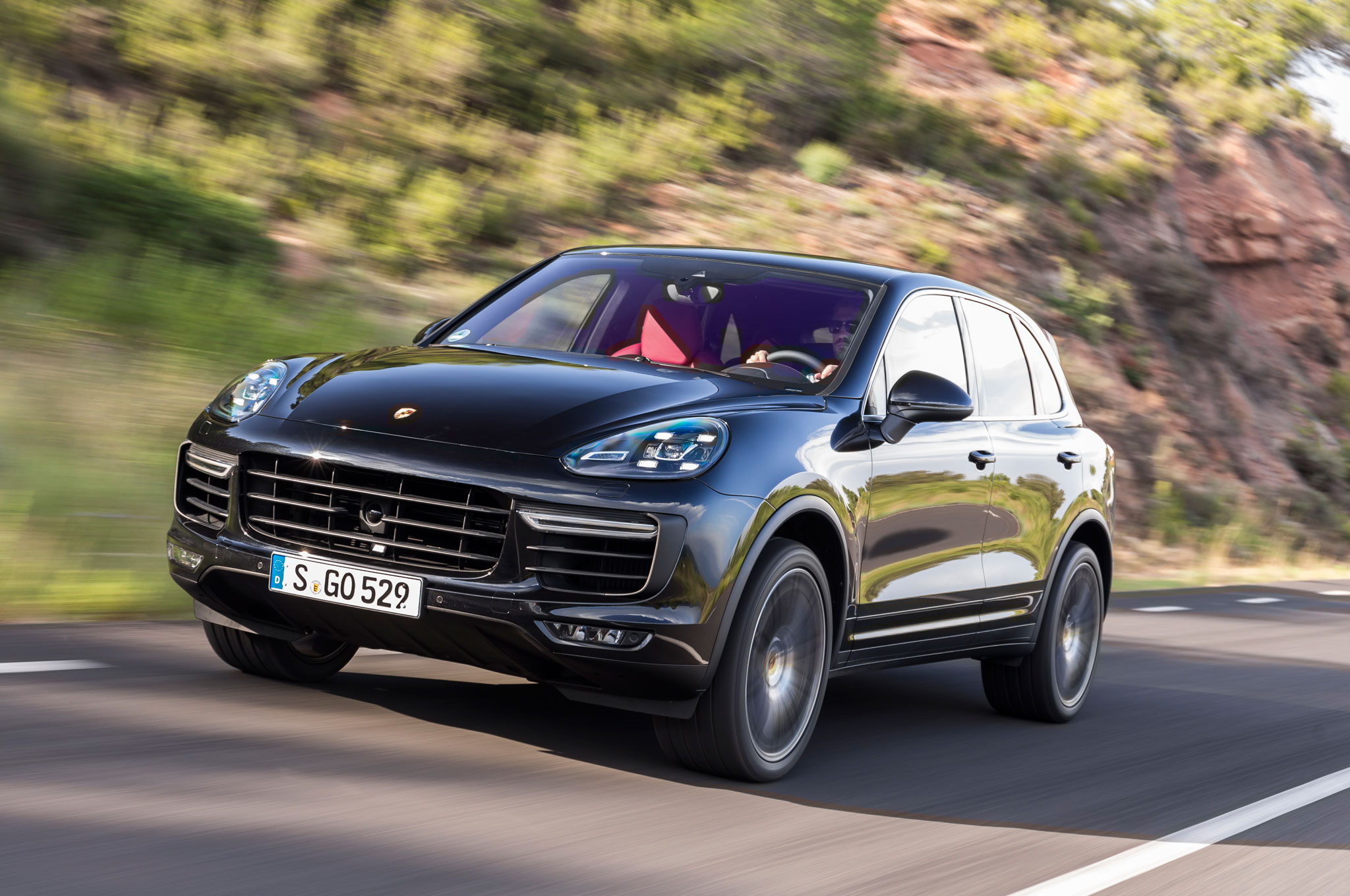 Vwvortex com all new third gen 2019 porsche cayenne unveiled visibly and tangibly improved and perfected in all respects