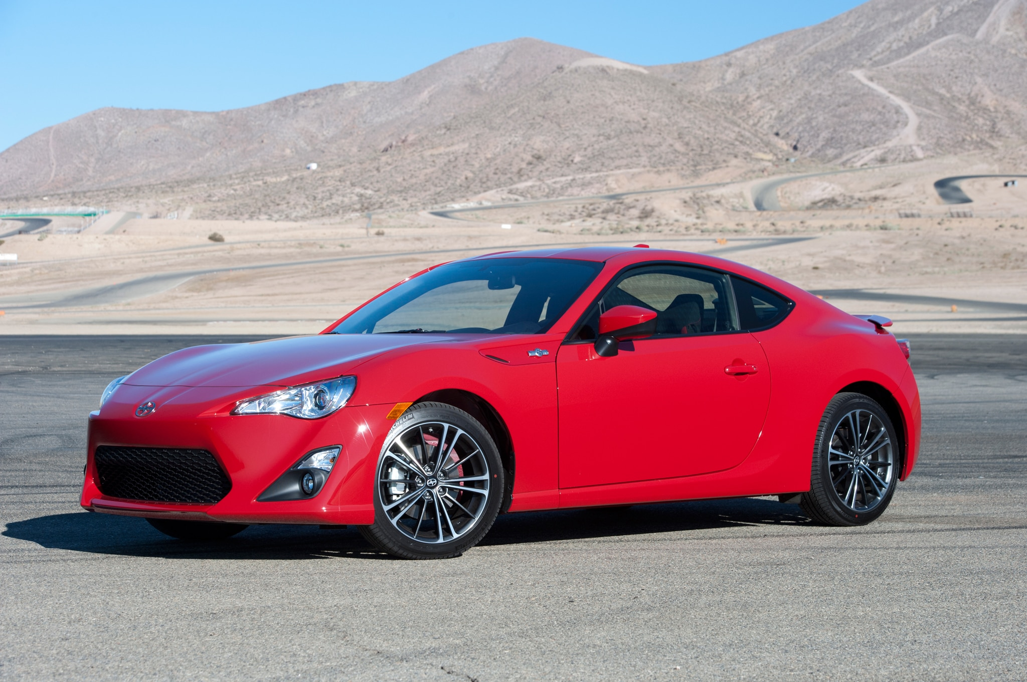 2015 Scion FR S Track Review Automobile Magazine