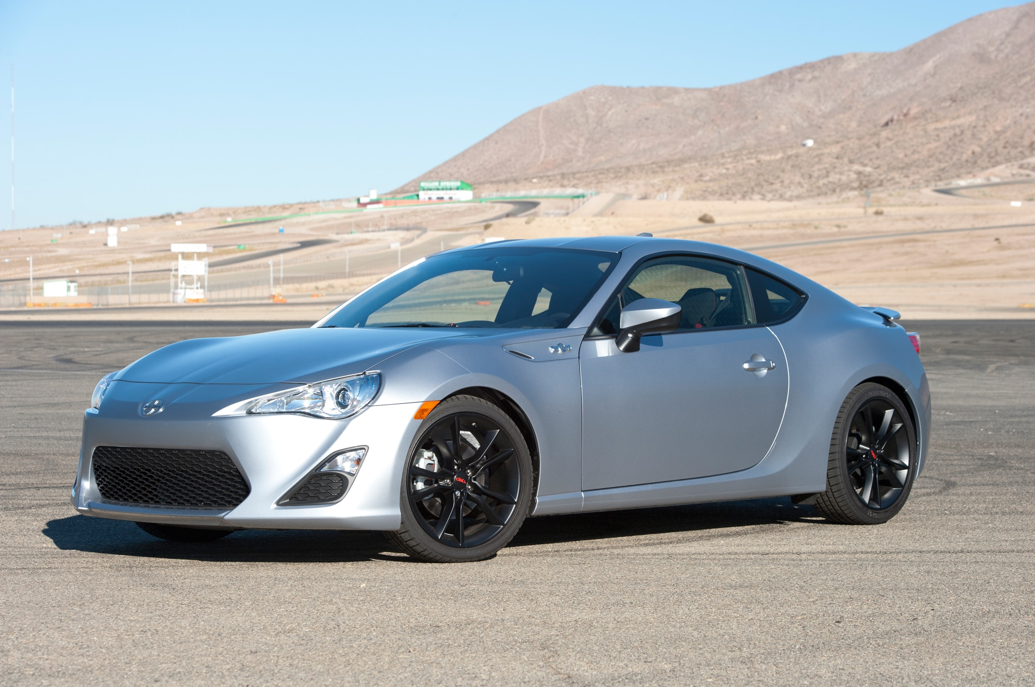 2015 scion fr s track review automobile magazine. Black Bedroom Furniture Sets. Home Design Ideas