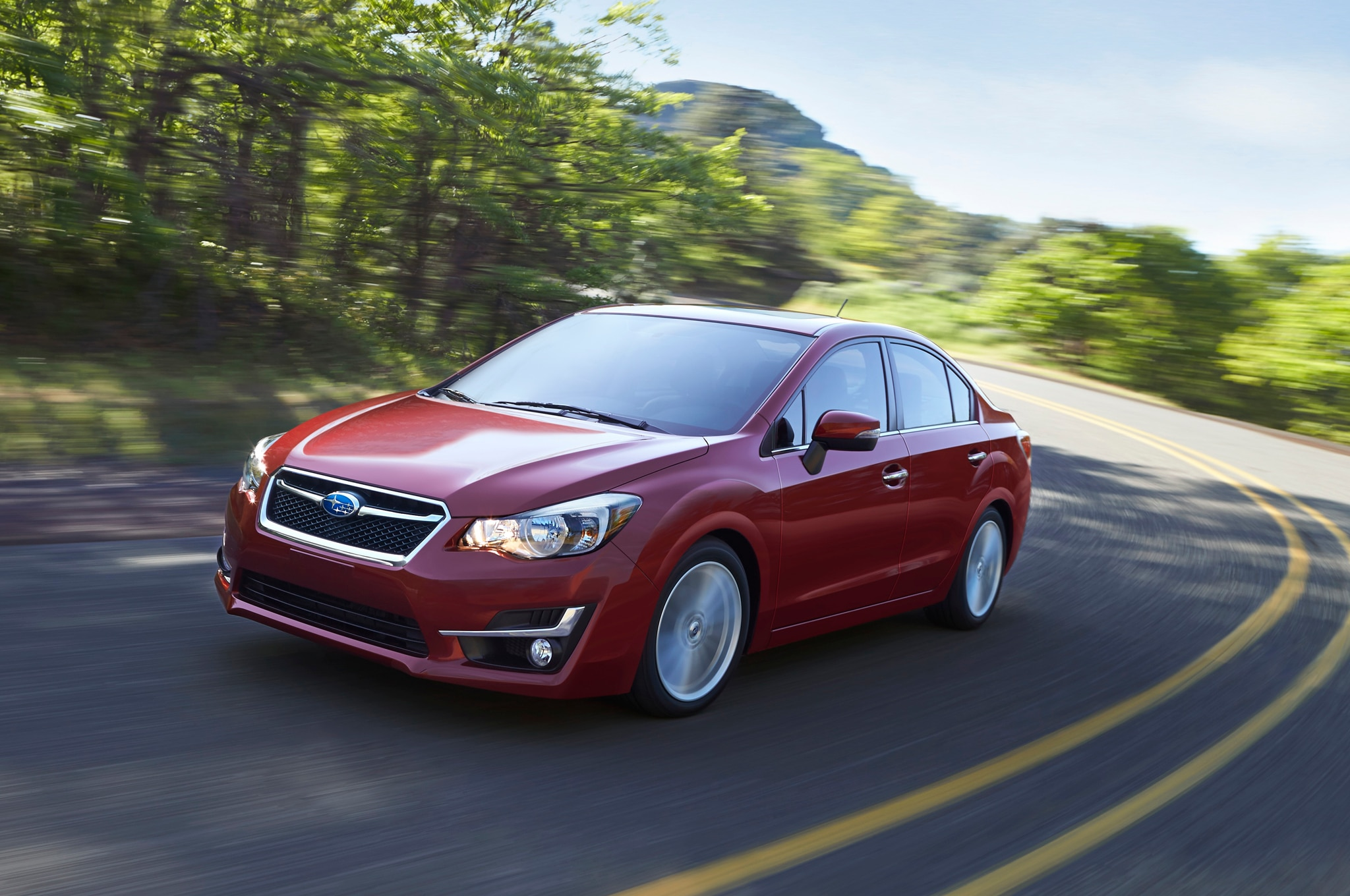 2015 subaru impreza refreshed with new features, improved mpg