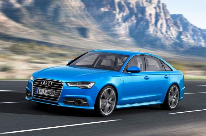 2016 Audi A6 European Spec Front Three Quarter In Motion1 660x438
