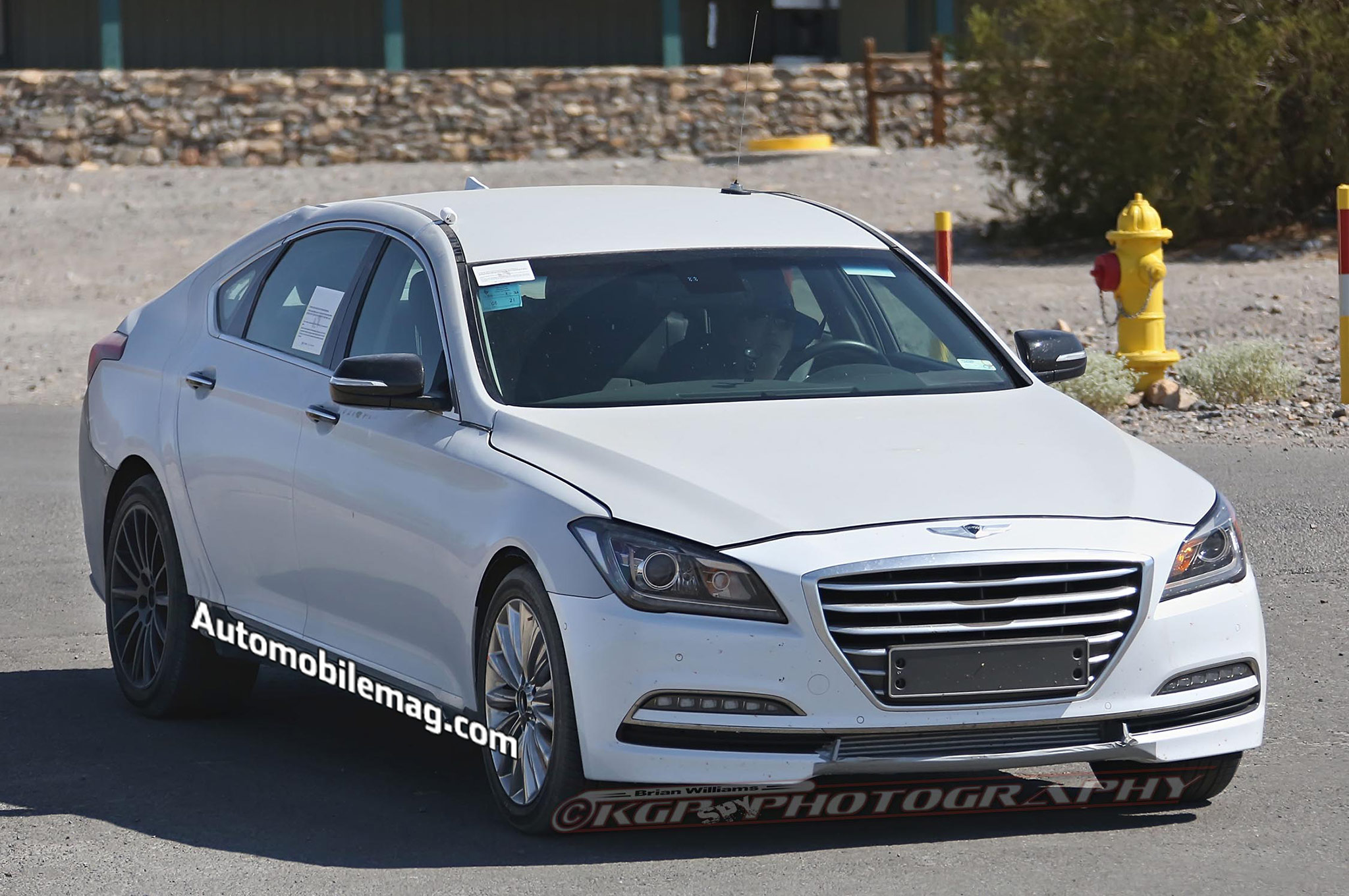 next hyundai equus spied. Black Bedroom Furniture Sets. Home Design Ideas