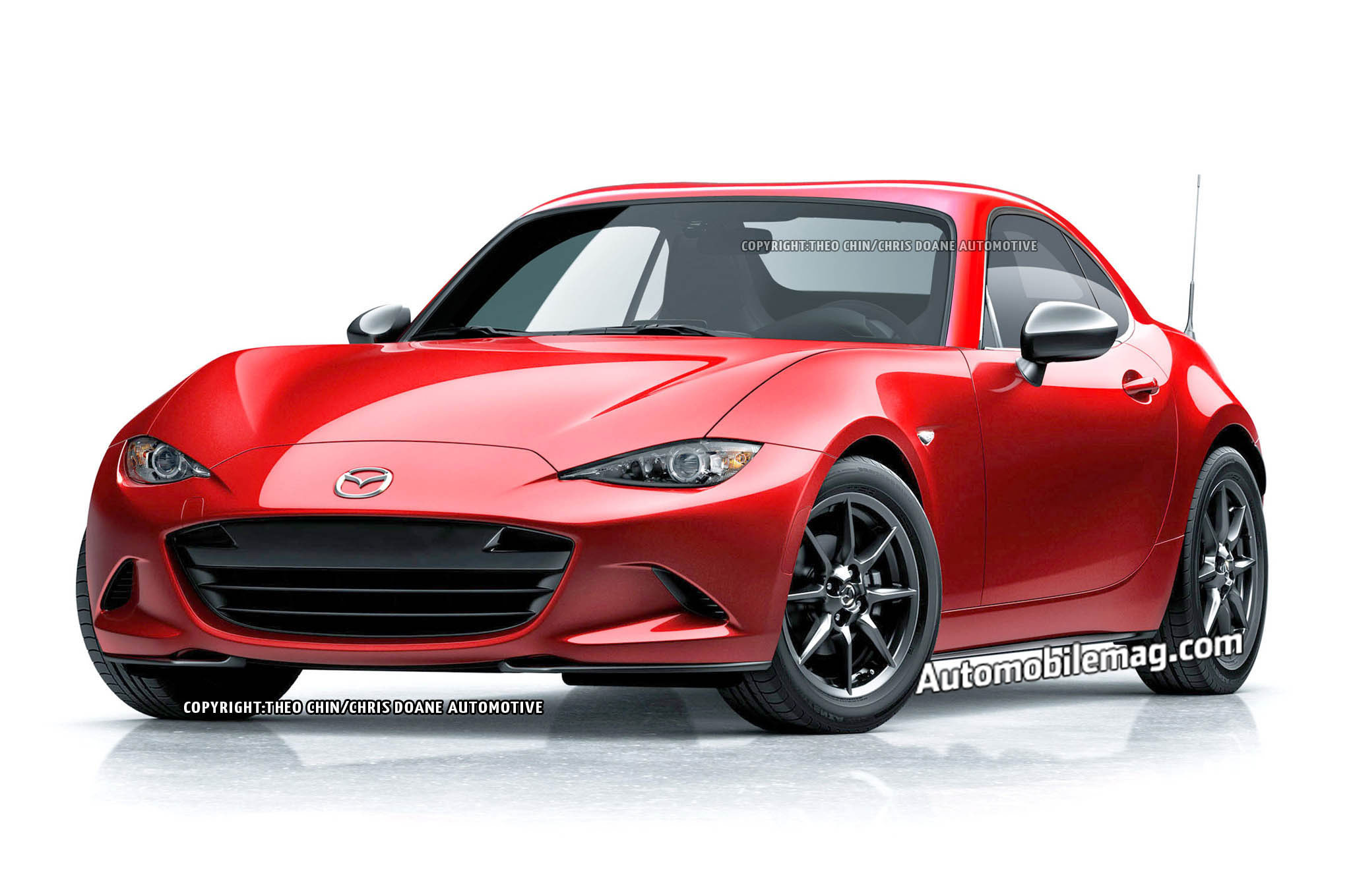 should mazda build an mx 5 miata coupe. Black Bedroom Furniture Sets. Home Design Ideas