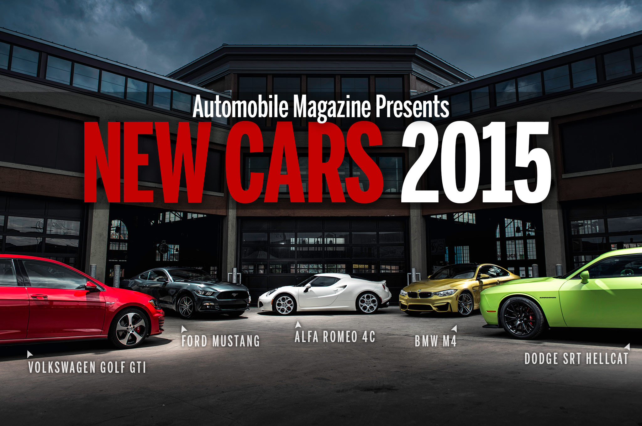 New Cars 2014 Graphics Automobile Lead