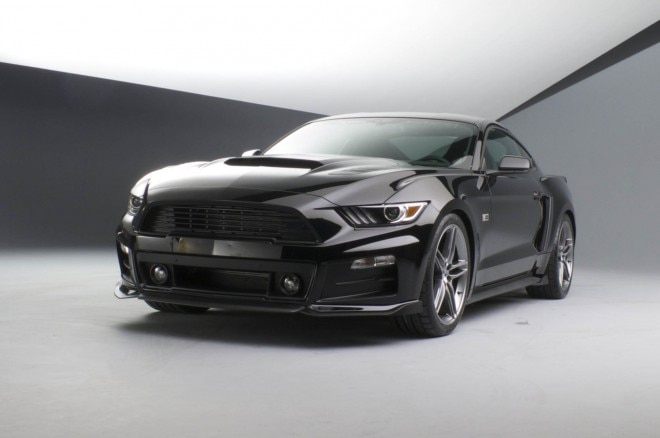 Roush 2015 Ford Mustang Front Three Quarters 051 660x438
