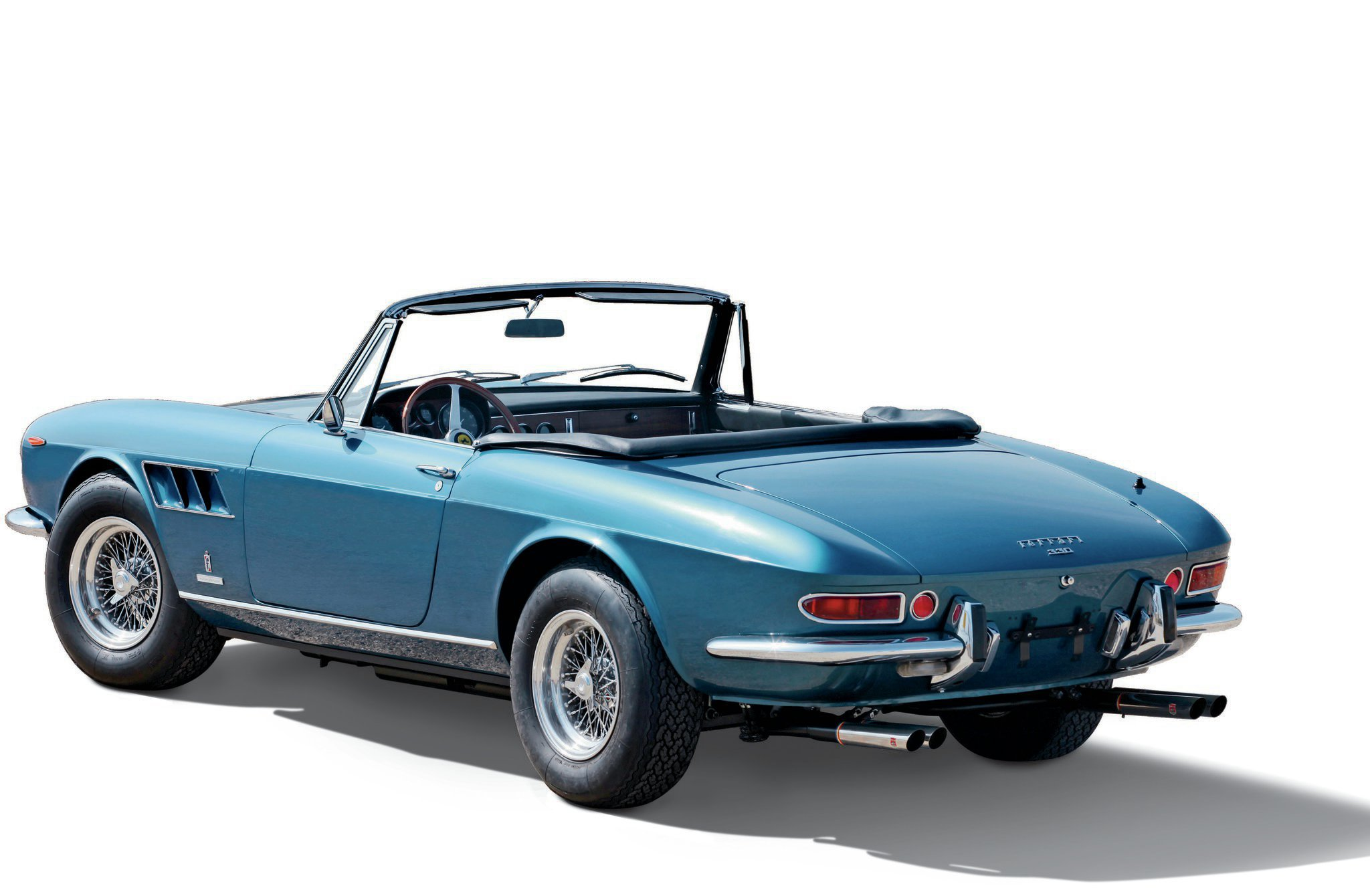 Will Prices of Vintage Ferraris Ever Stop Increasing